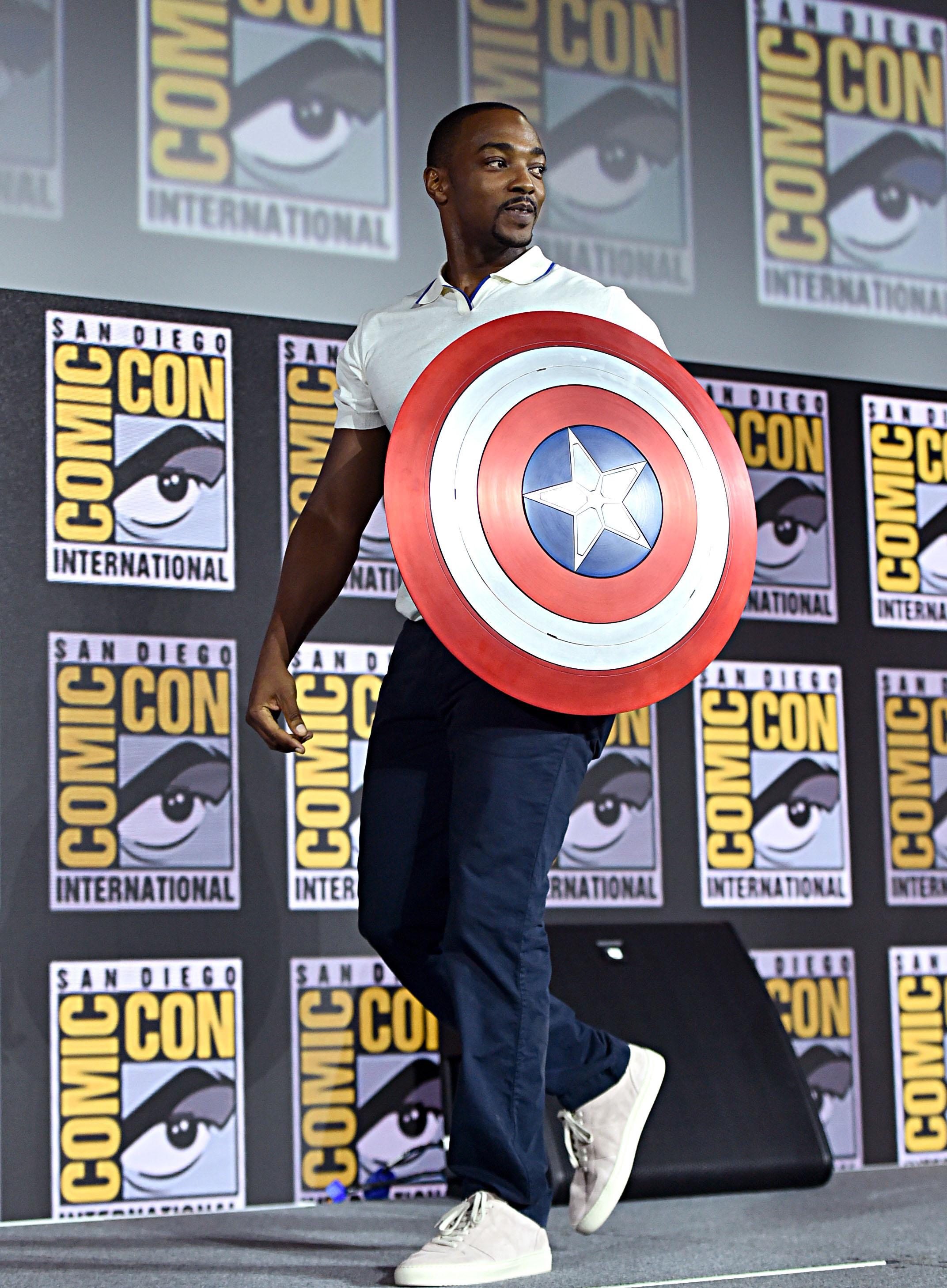 Marvel Studios Hall H Panel