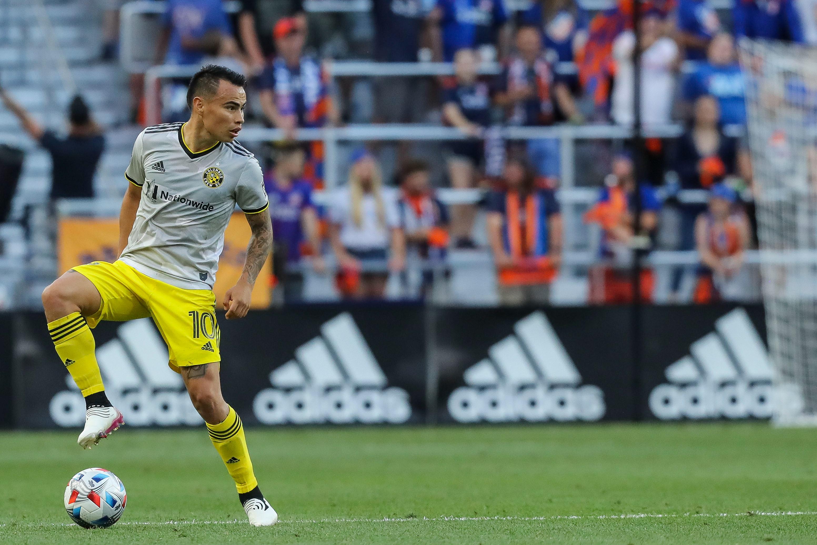 MLS: Columbus Crew SC at FC Cincinnati