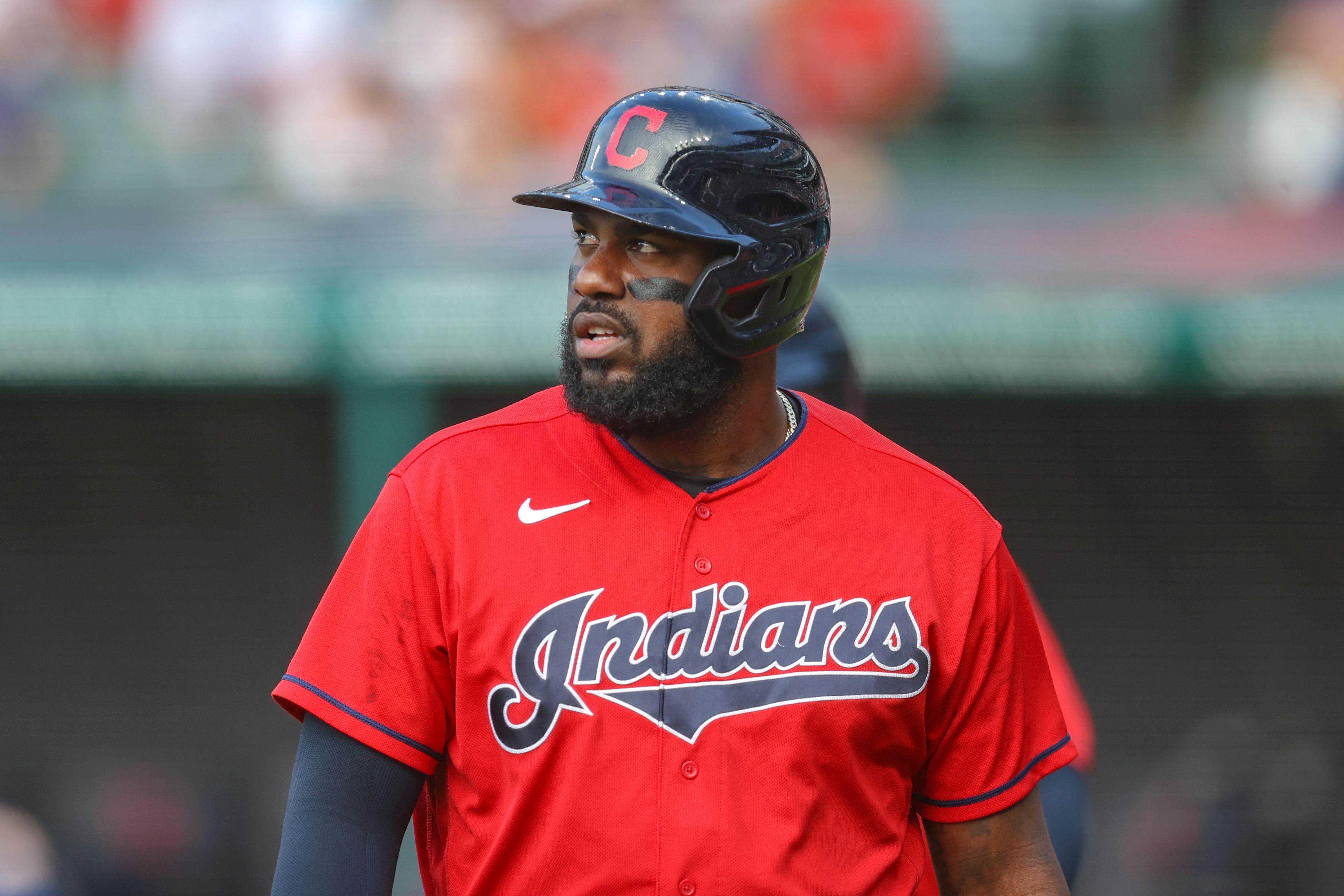 MLB: JUL 10 Royals at Indians