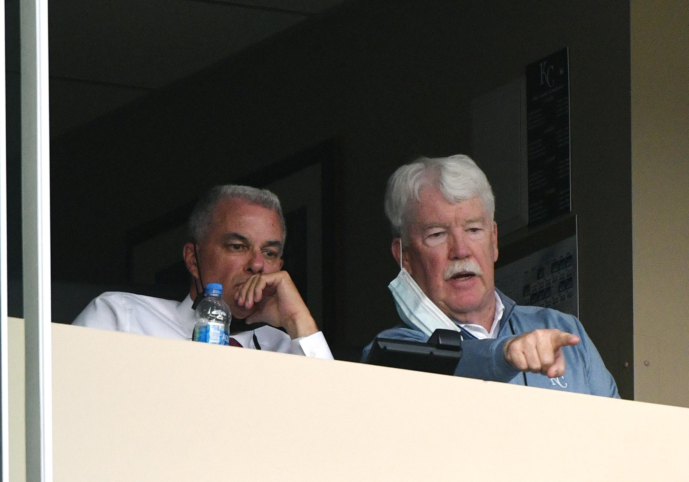 Milwaukee Brewers v Kansas City Royals