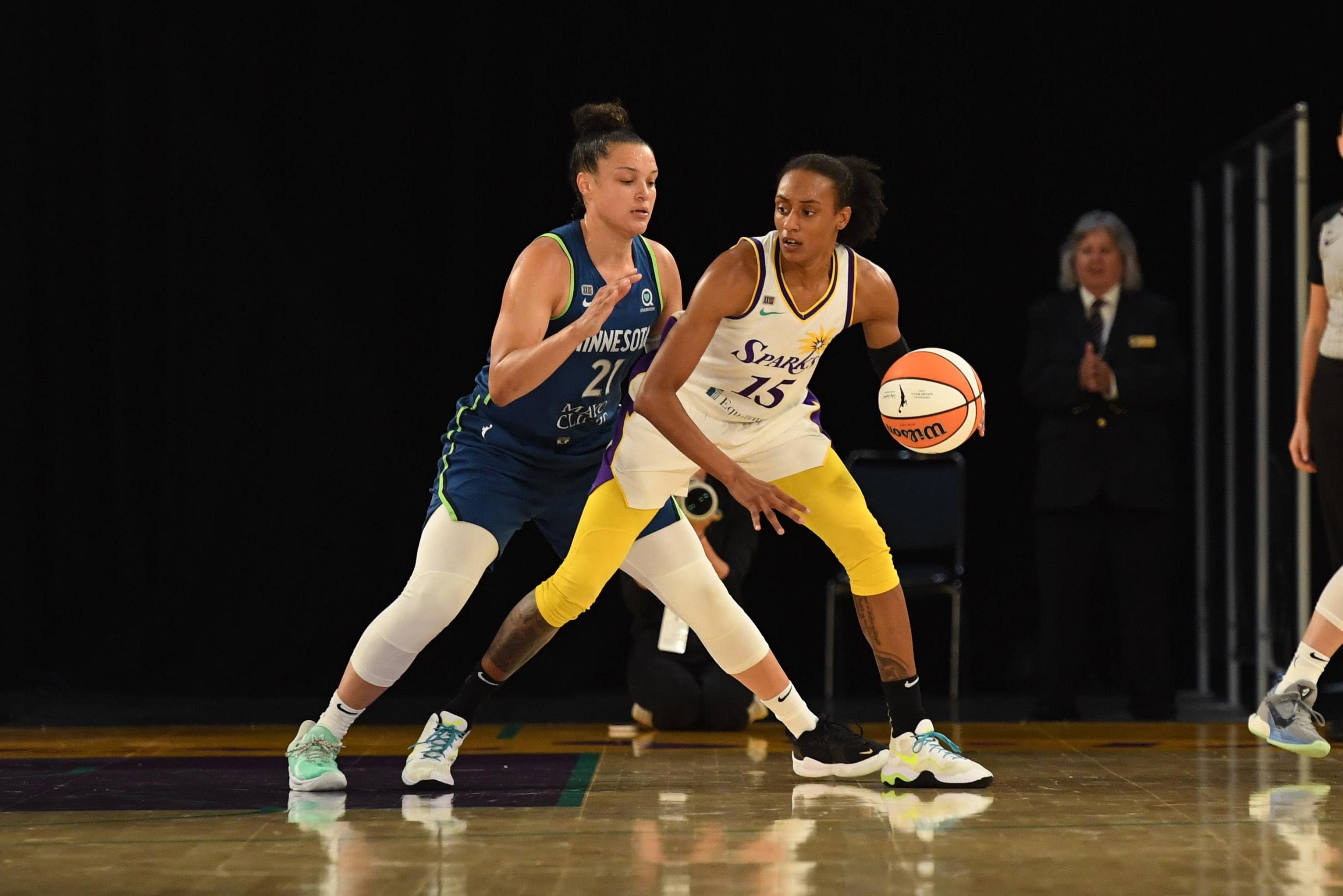 Minnesota Lynx v Los Angeles Sparks