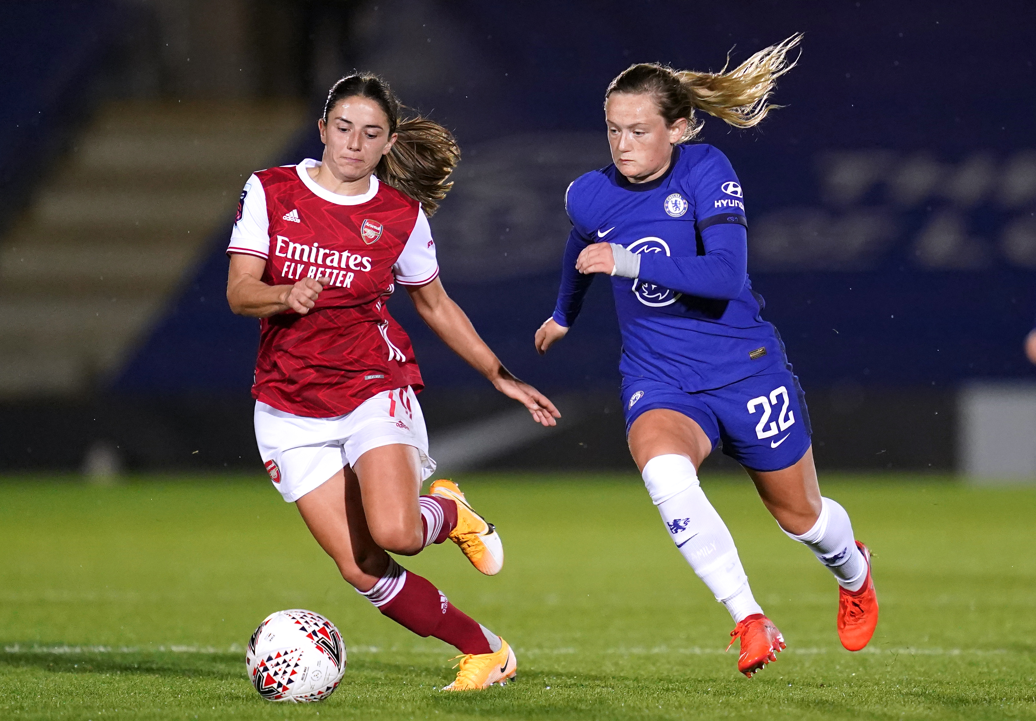 Chelsea v Arsenal - FA Continental League Cup - Group Stage One - Kingsmeadow