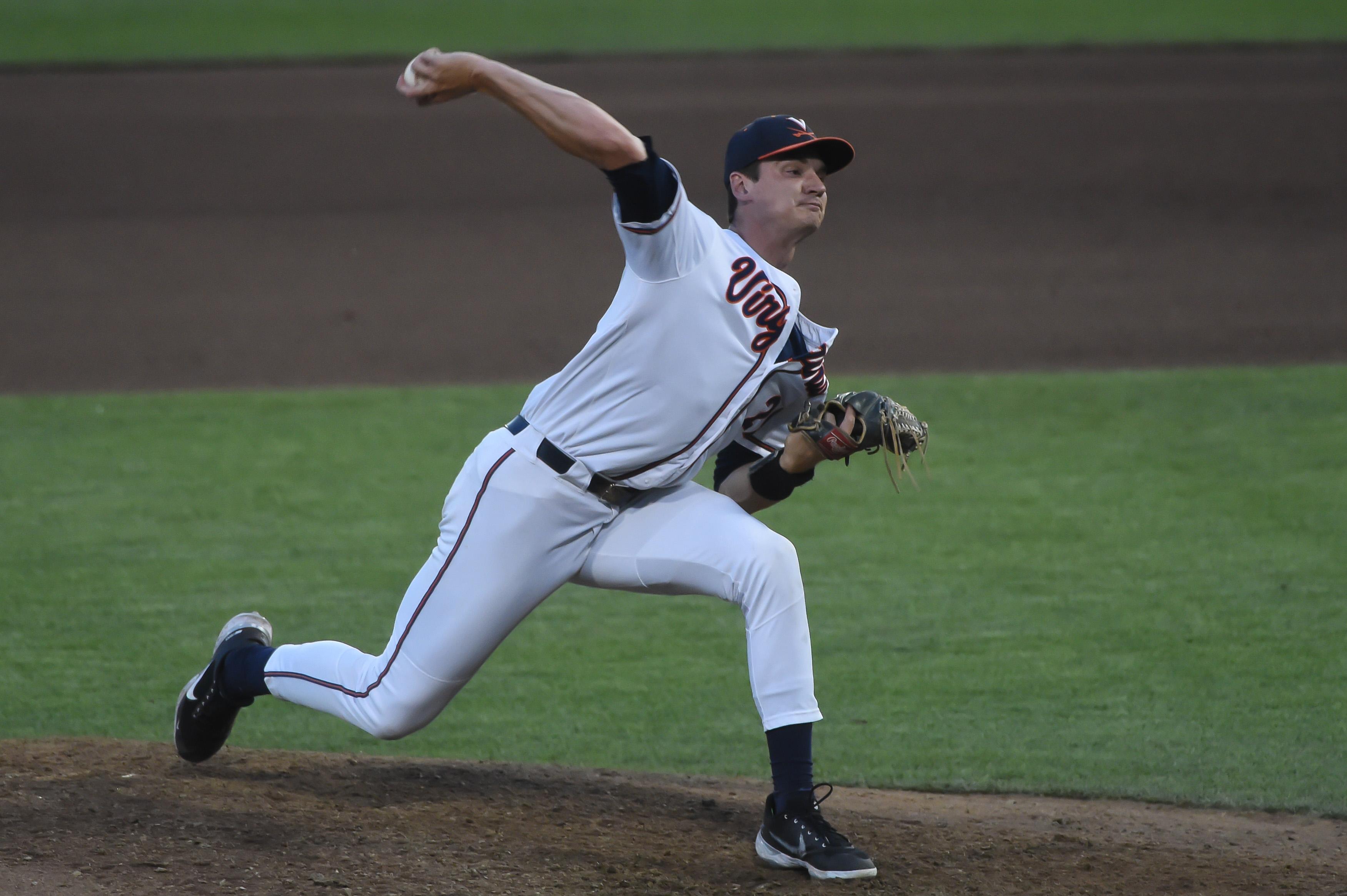 NCAA Baseball: College World Series-Mississippi State v Virginia