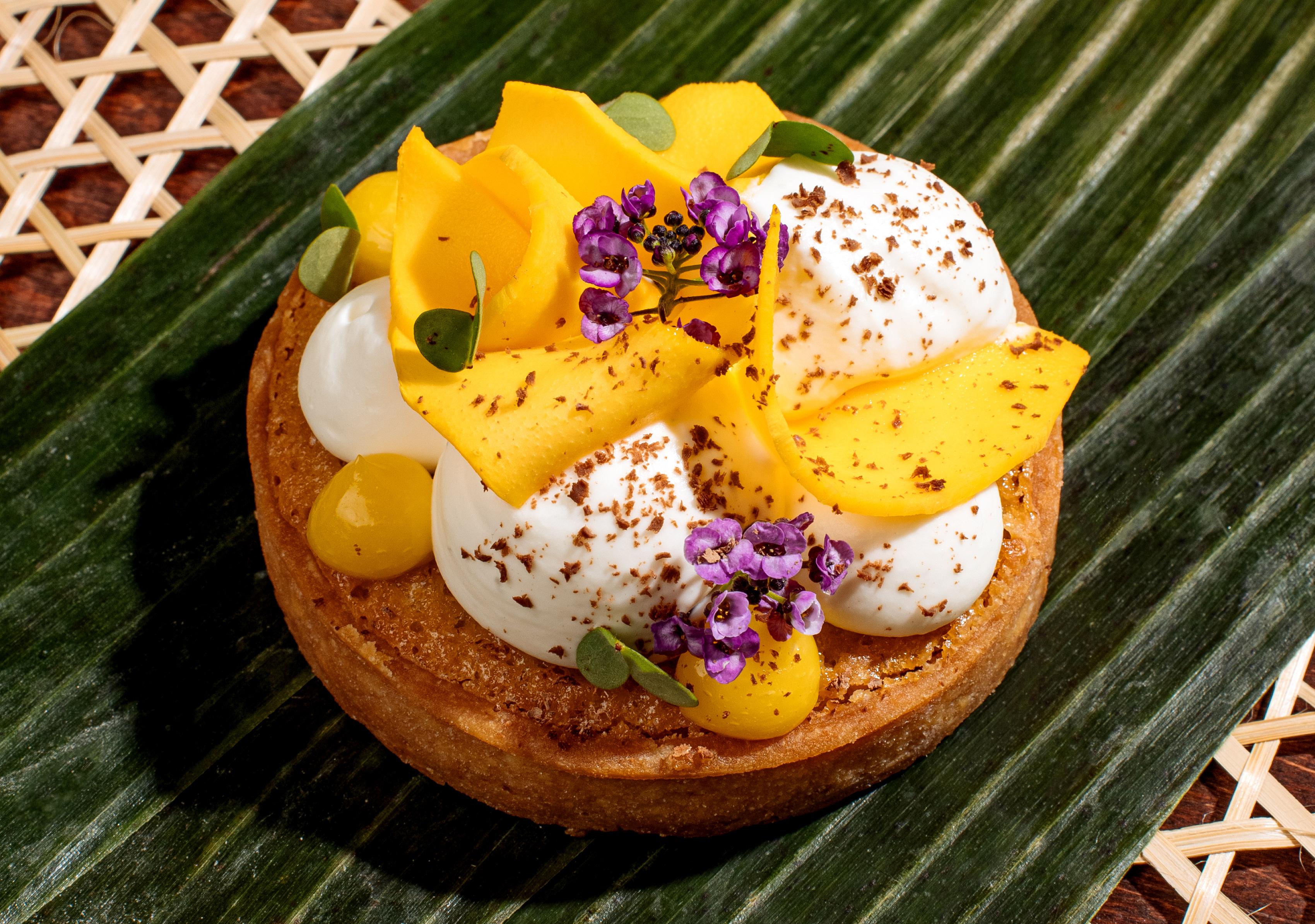 Dessert at Abaca