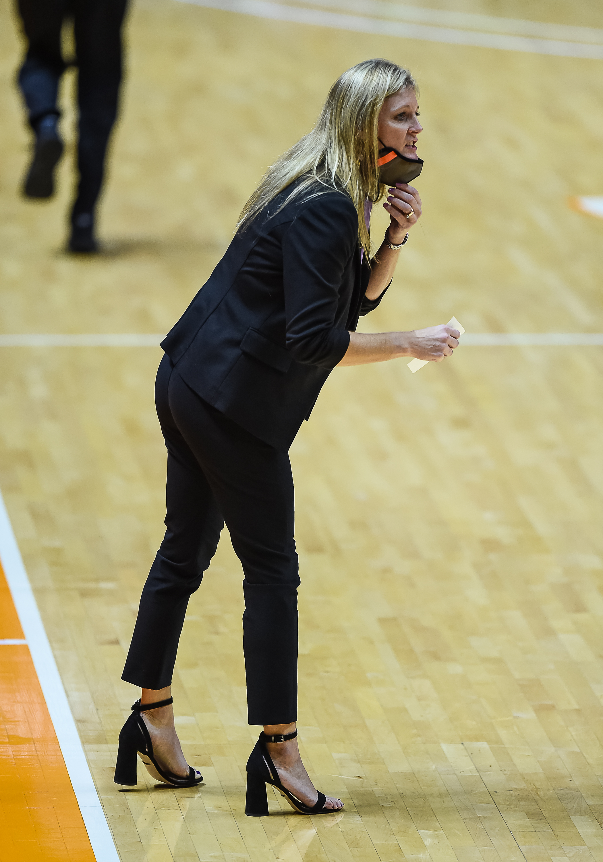 COLLEGE BASKETBALL: JAN 14 Women's Georgia at Tennessee