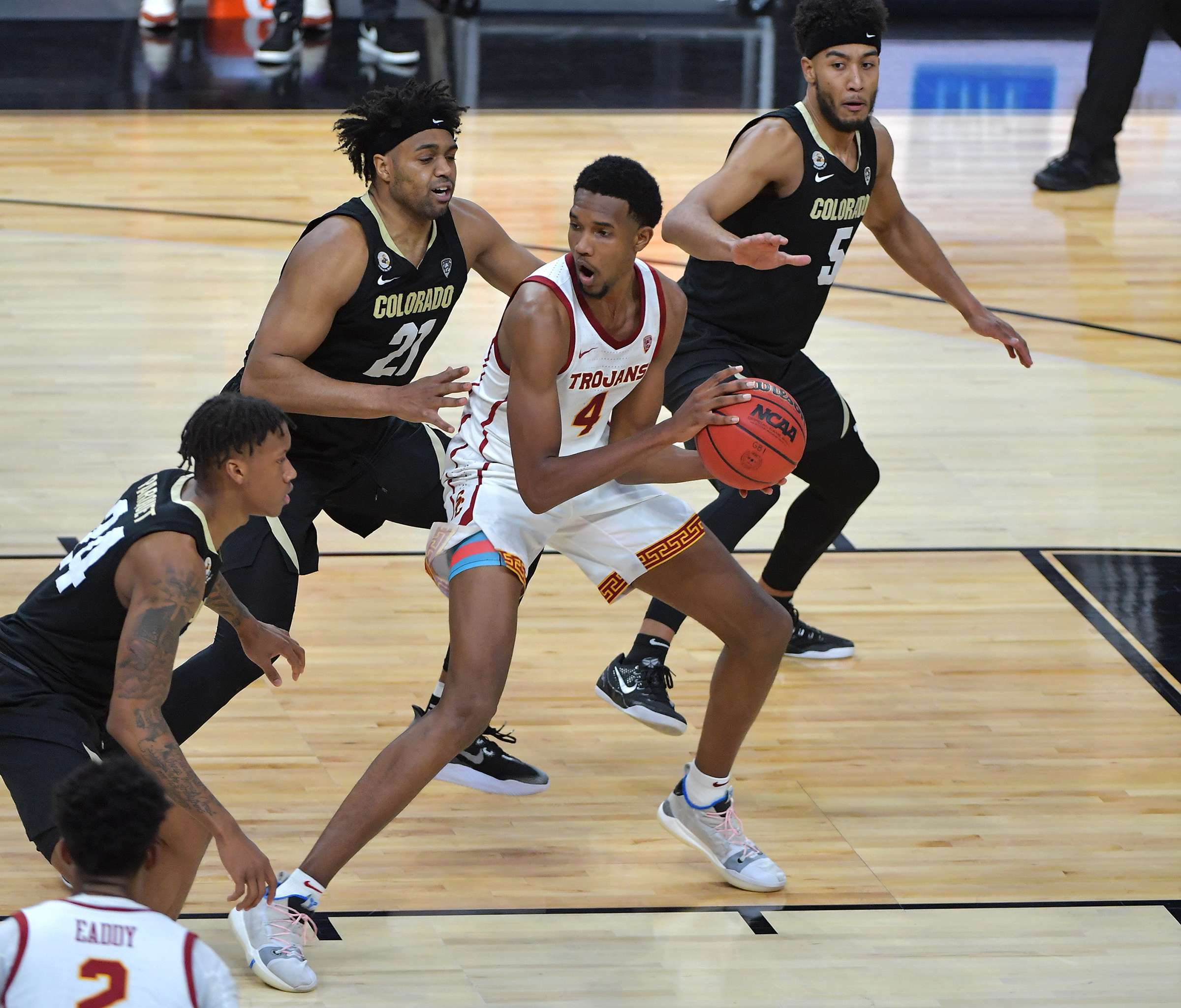 NCAA Basketball: PAC-12 Conference Tournament Colorado vs USC