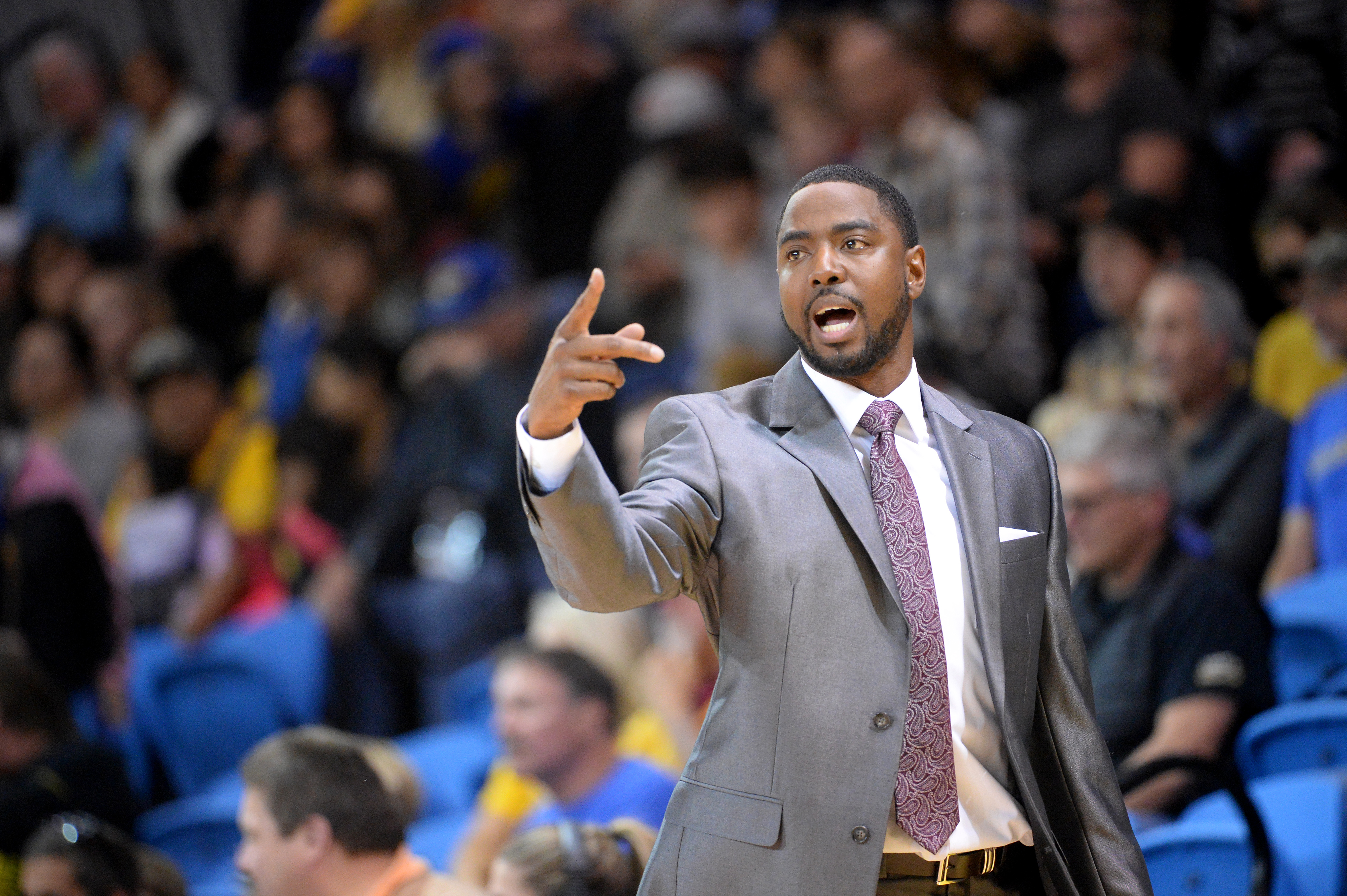 Northern Arizona Suns v Santa Cruz Warriors