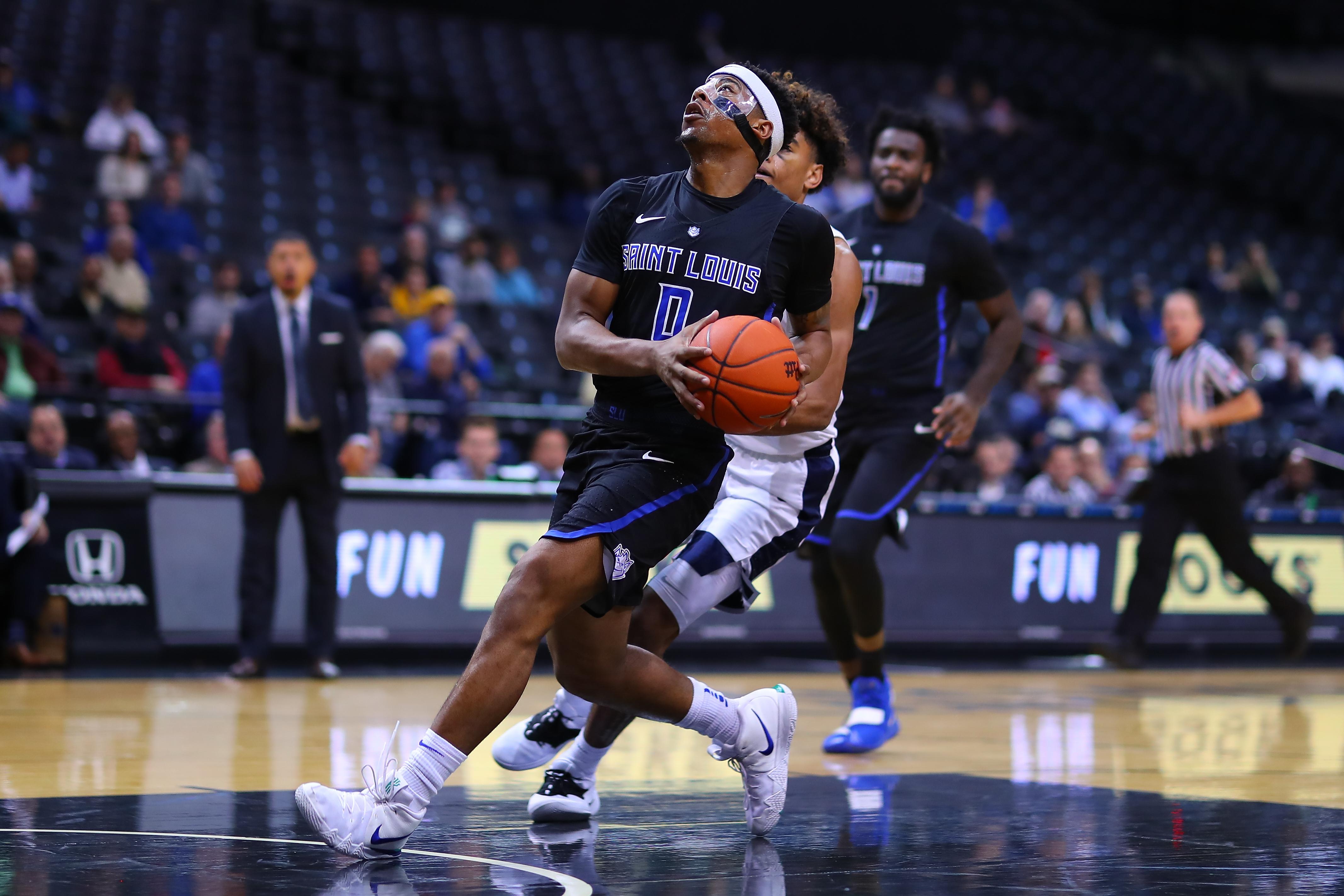 COLLEGE BASKETBALL: NOV 21 Barclays Center Classic - Saint Louis v Pitt