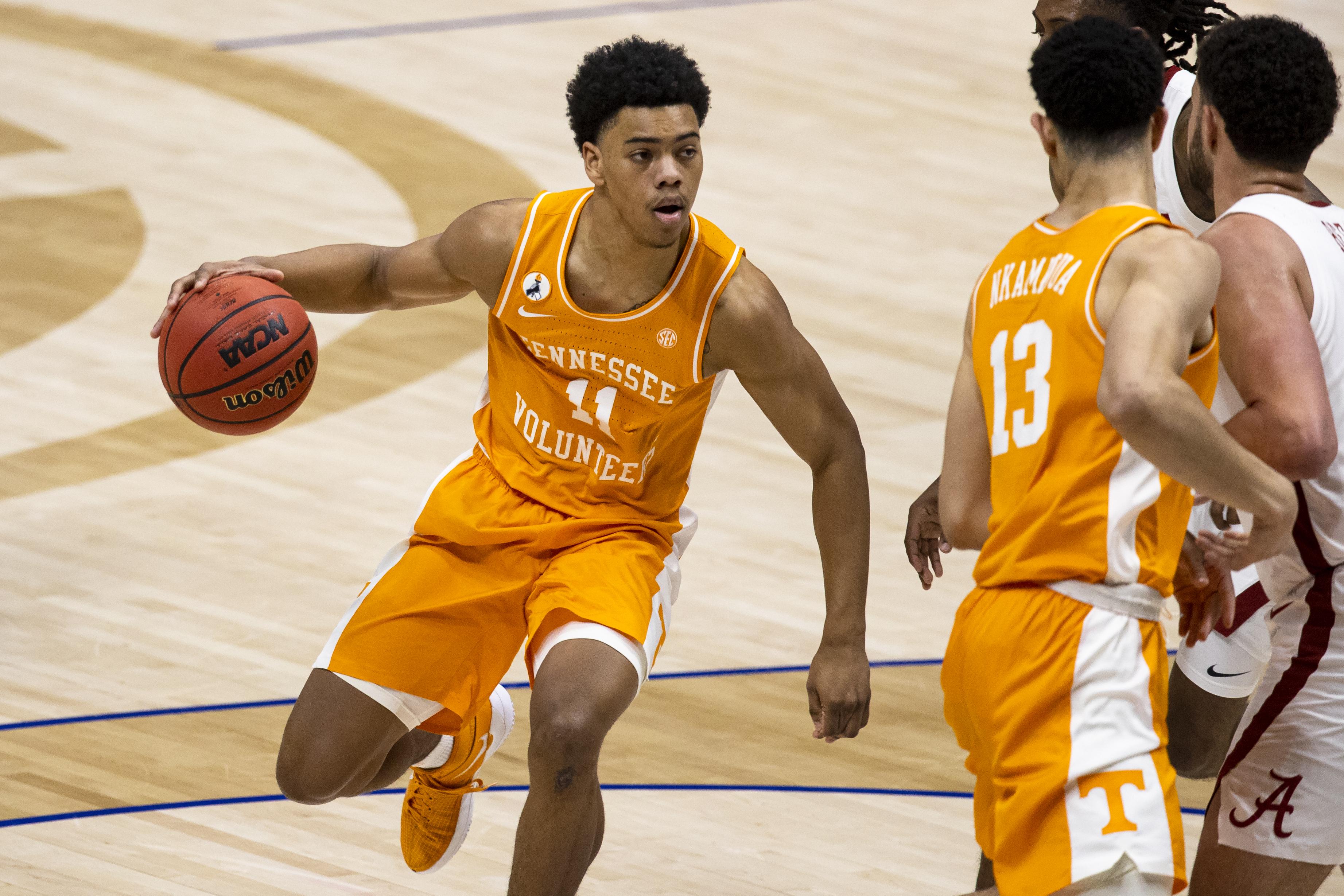 SEC Men's Basketball Tournament - Alabama v Tennessee