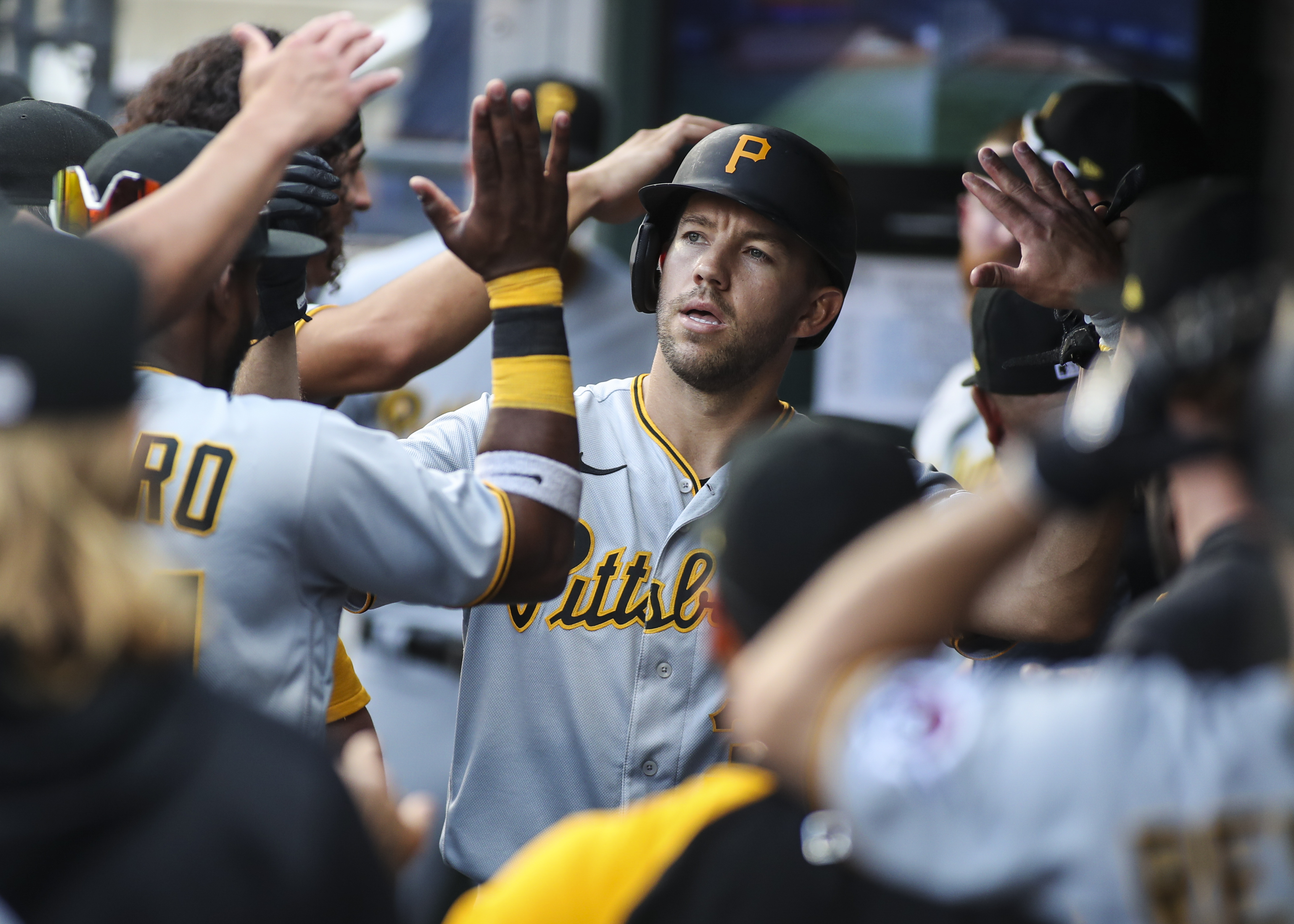 MLB: Game One-Pittsburgh Pirates at New York Mets
