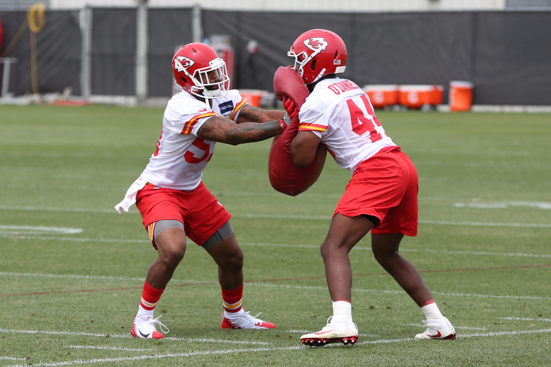 NFL: JUN 07 Chiefs OTA