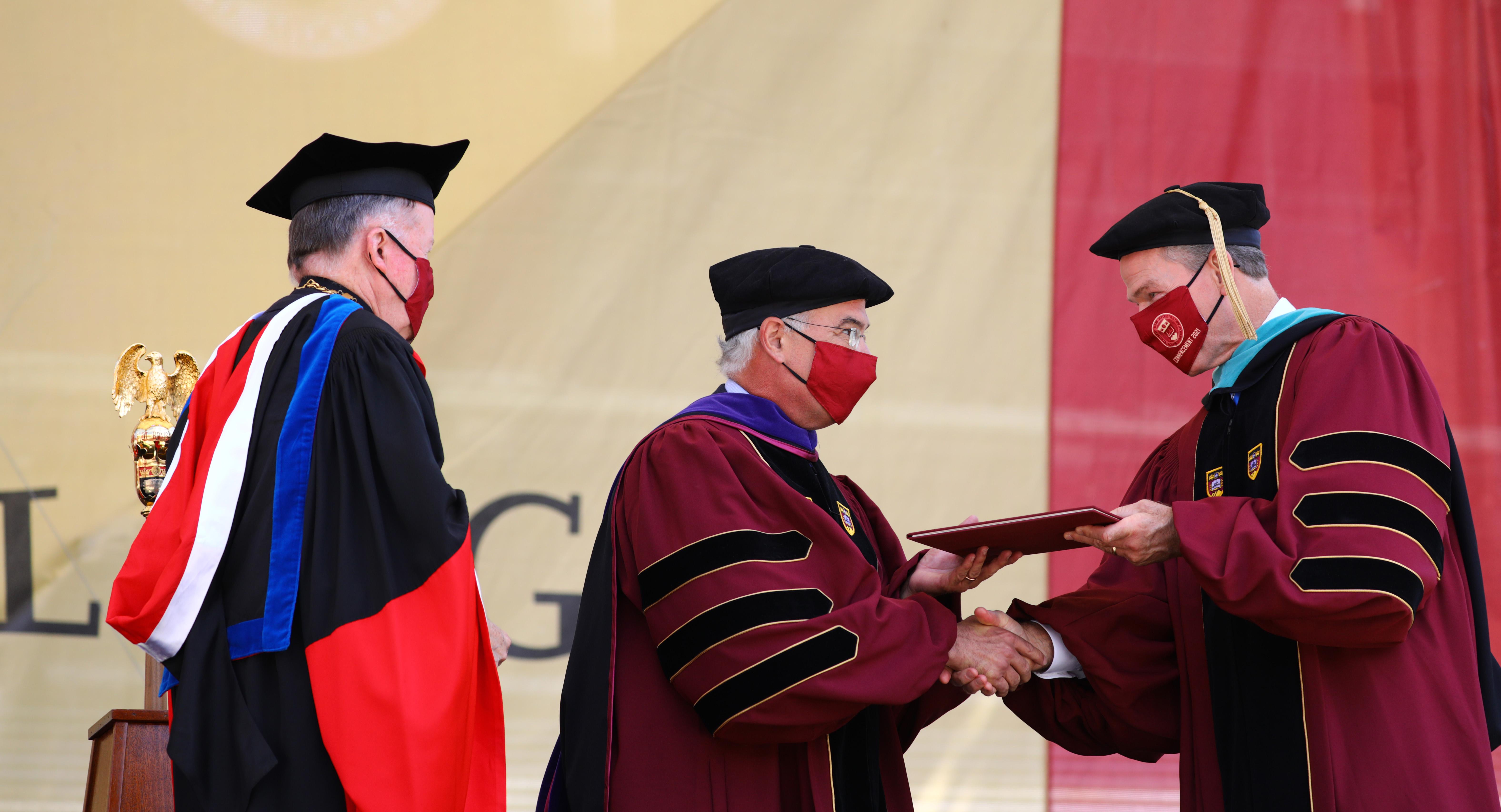 Boston College Commencement