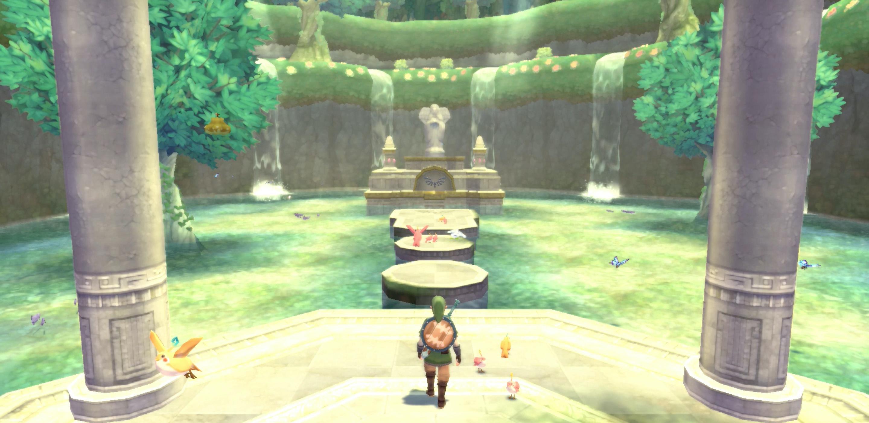 Skyview Temple walkthrough – Zelda: Skyward Sword HD guide