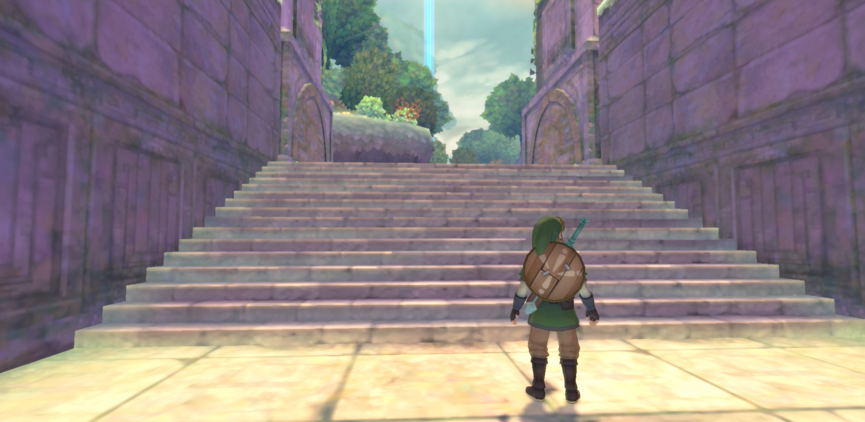 Find every quest, side quest, and item in Faron Woods