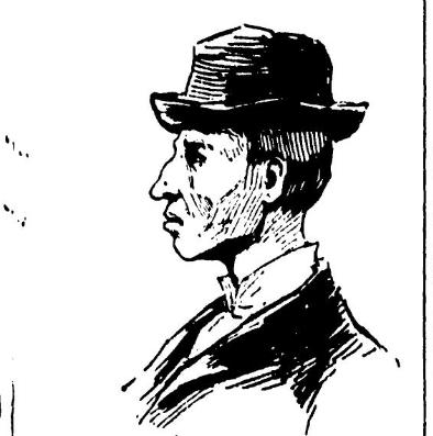 Portrait of Patrick Eugene Prendergast