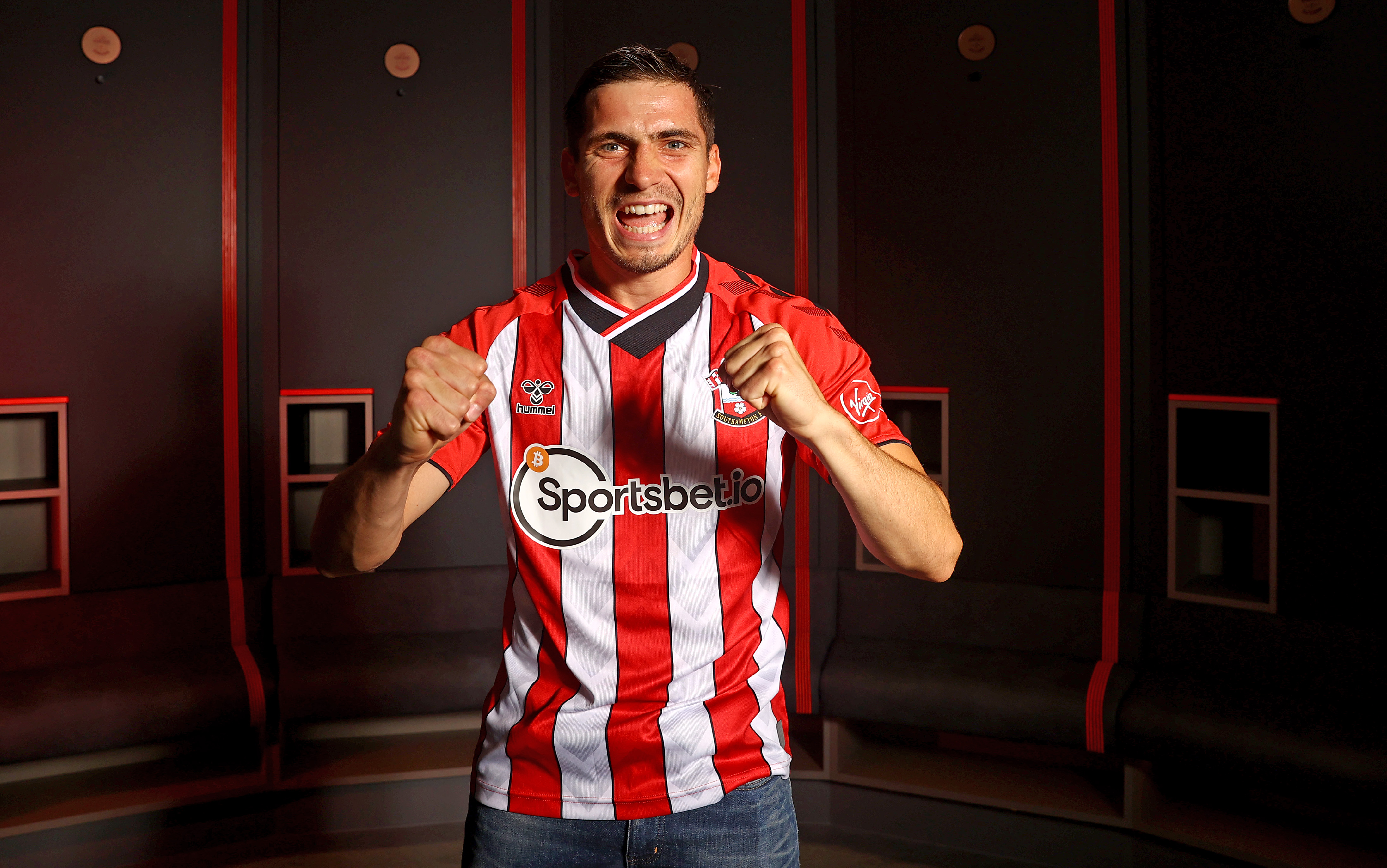 Southampton Unveils New Signing Romain Perraud - Premier League