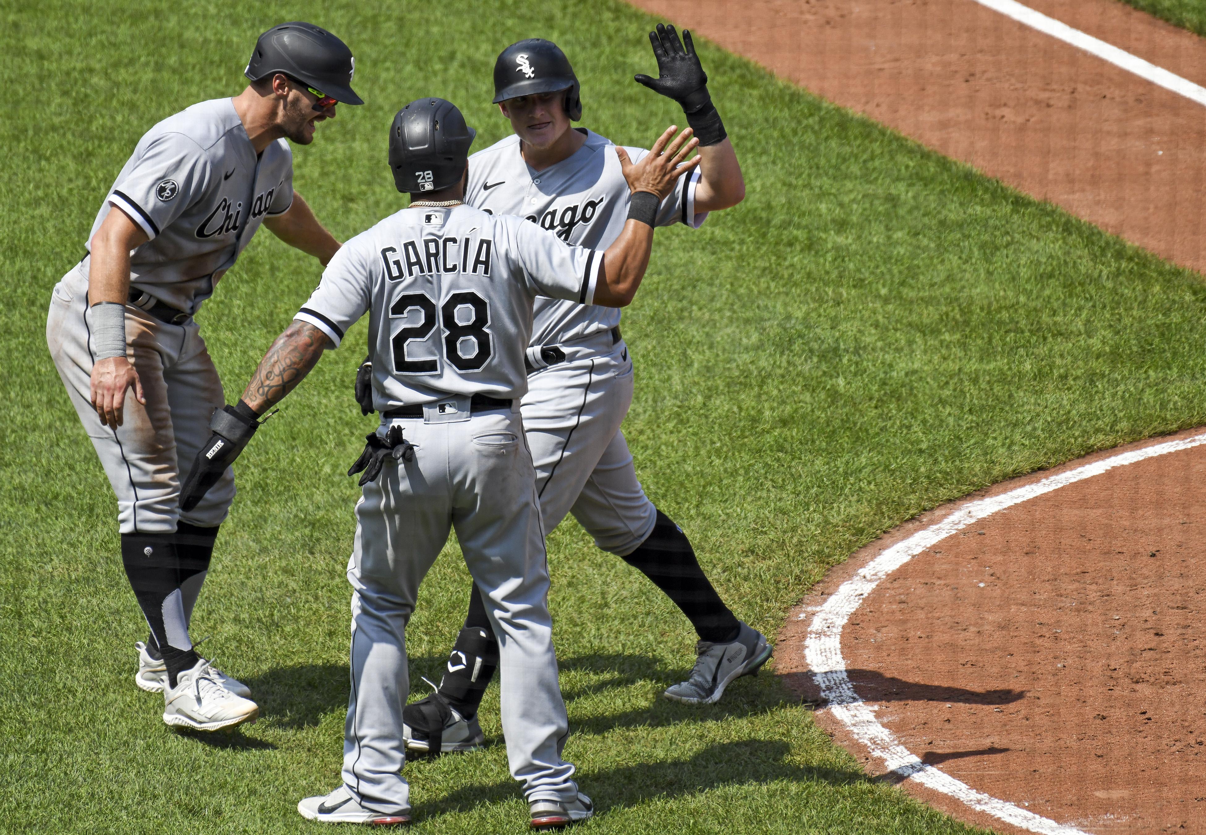 MLB: JUL 11 White Sox at Orioles