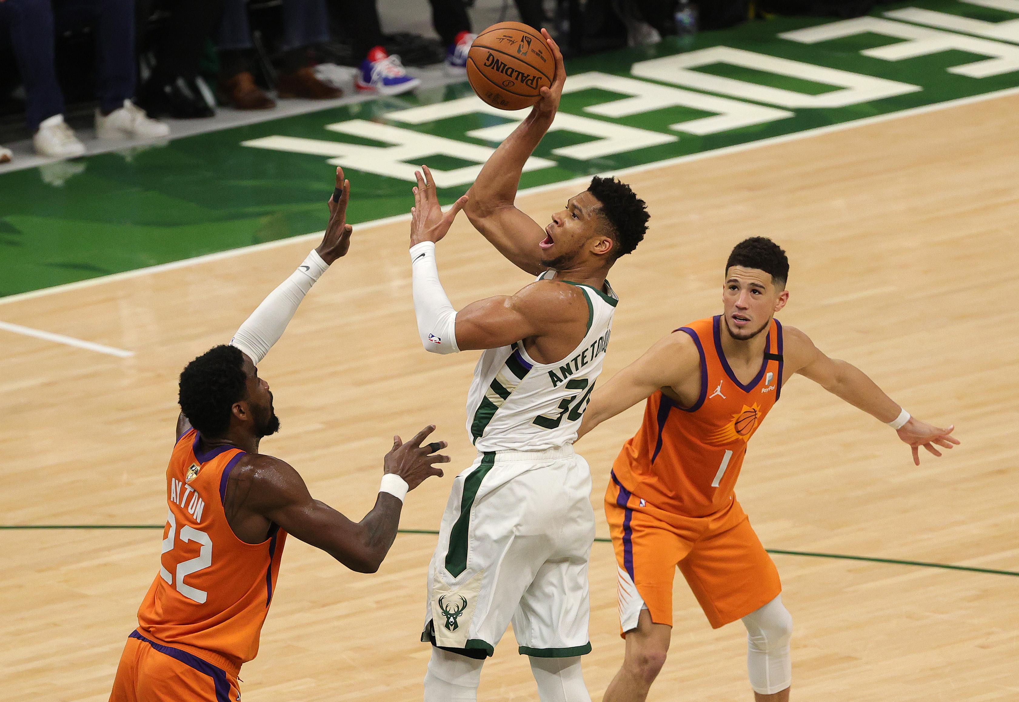 2021 NBA Finals - Game Four