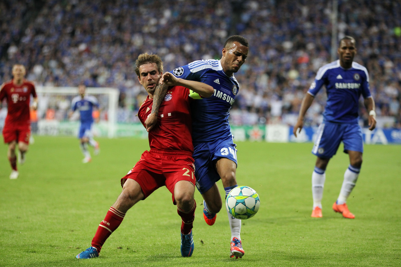 Soccer - UEFA Champions League Finale 2012 - Chelsea vs. Bayern Munich
