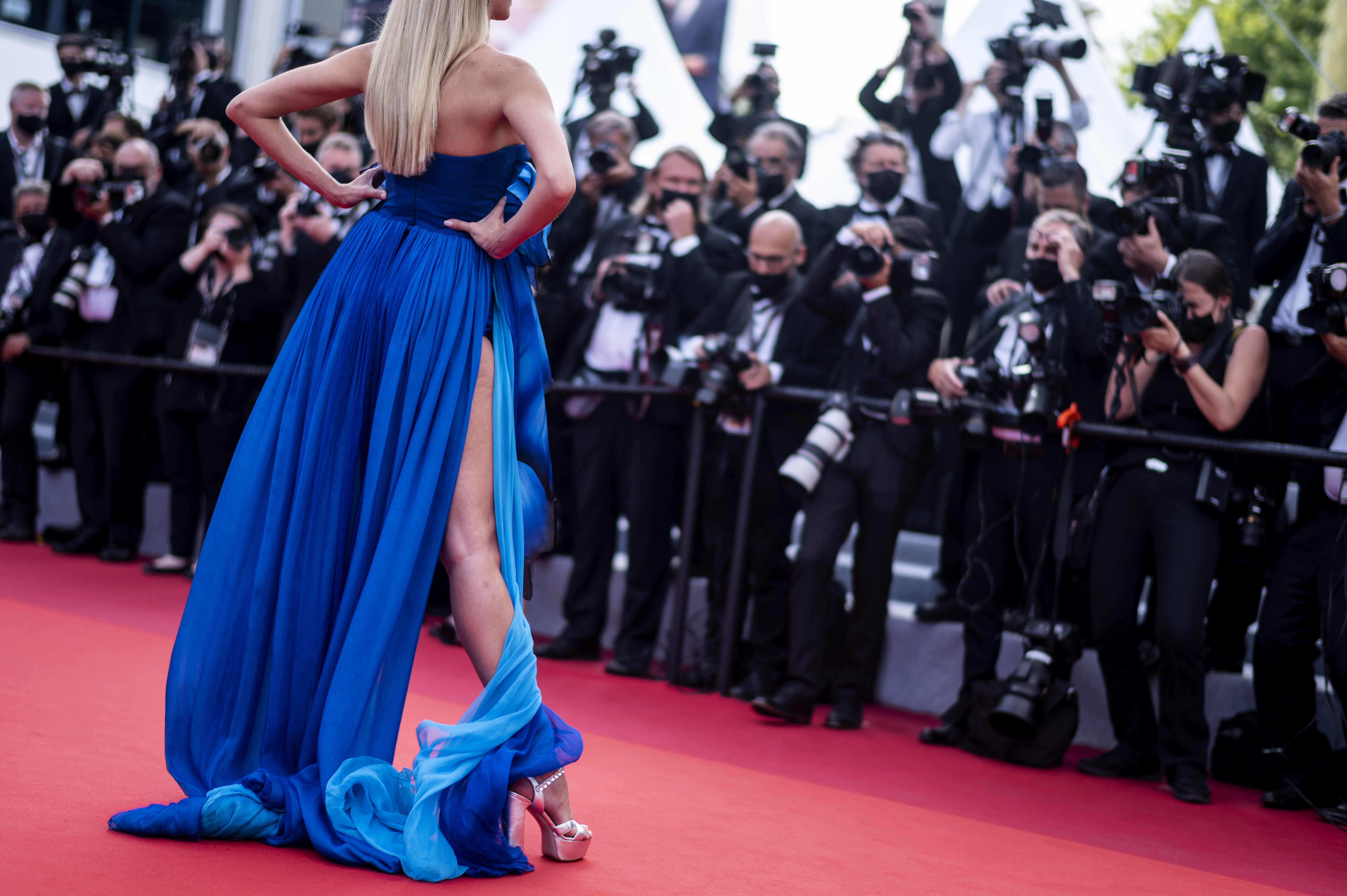 """""""France"""" Red Carpet - The 74th Annual Cannes Film Festival"""