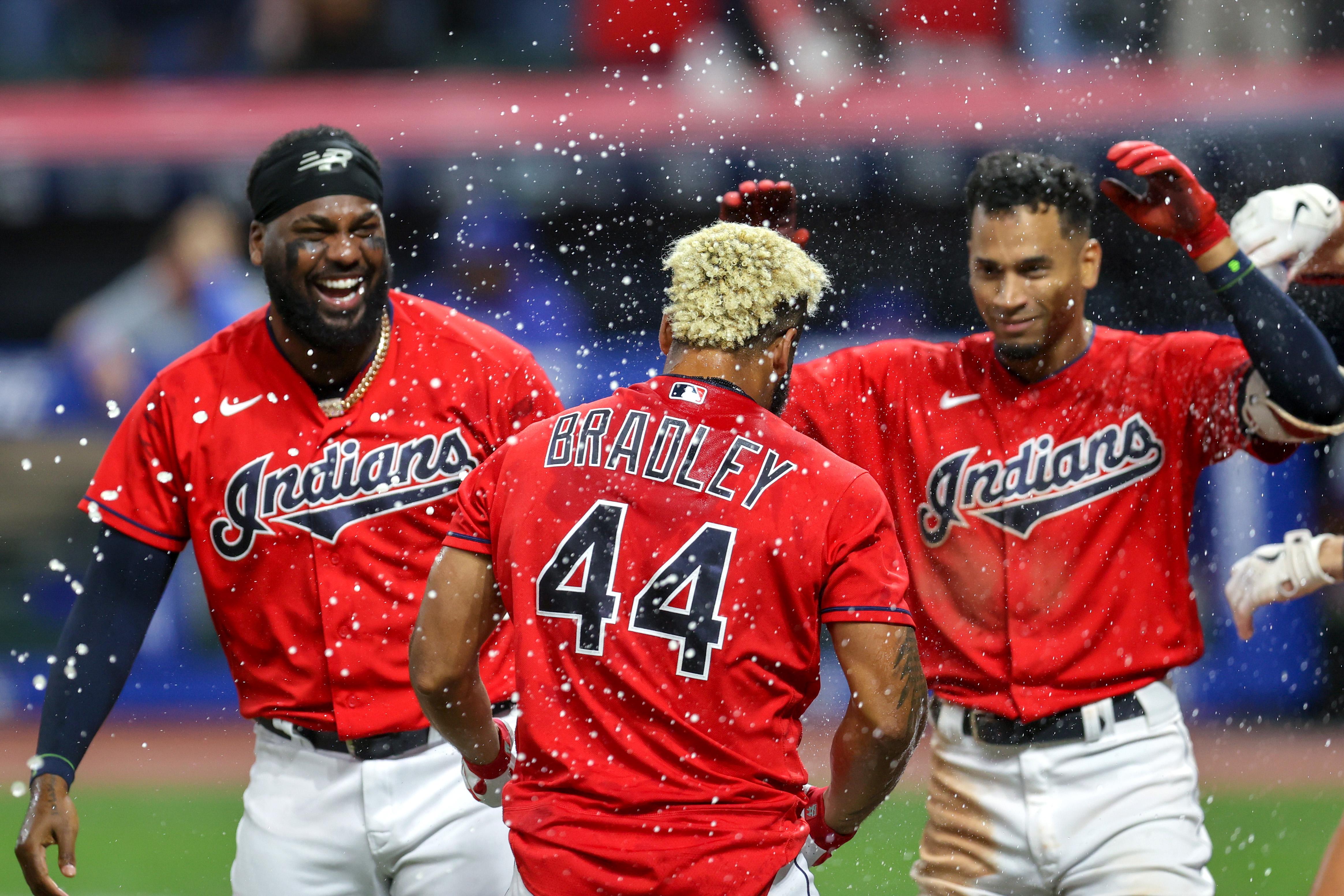 MLB: JUL 09 Royals at Indians