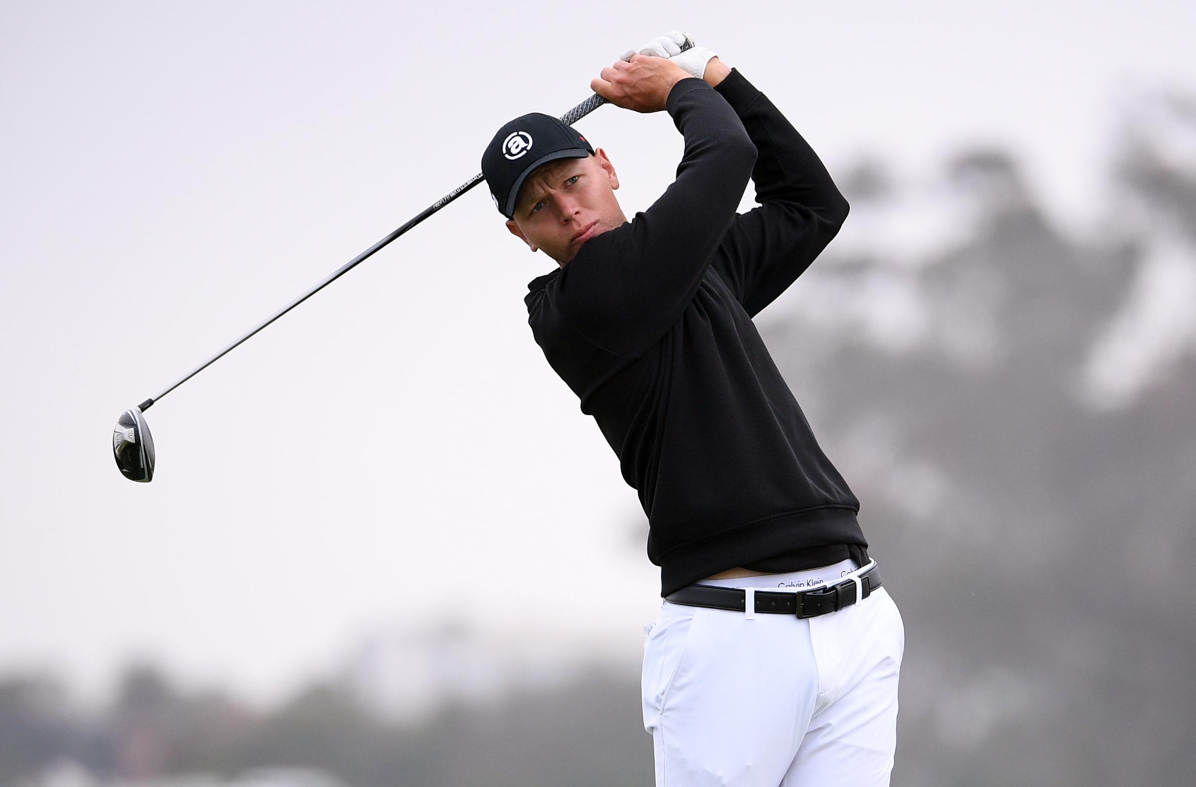 PGA: U.S. Open - Second Round