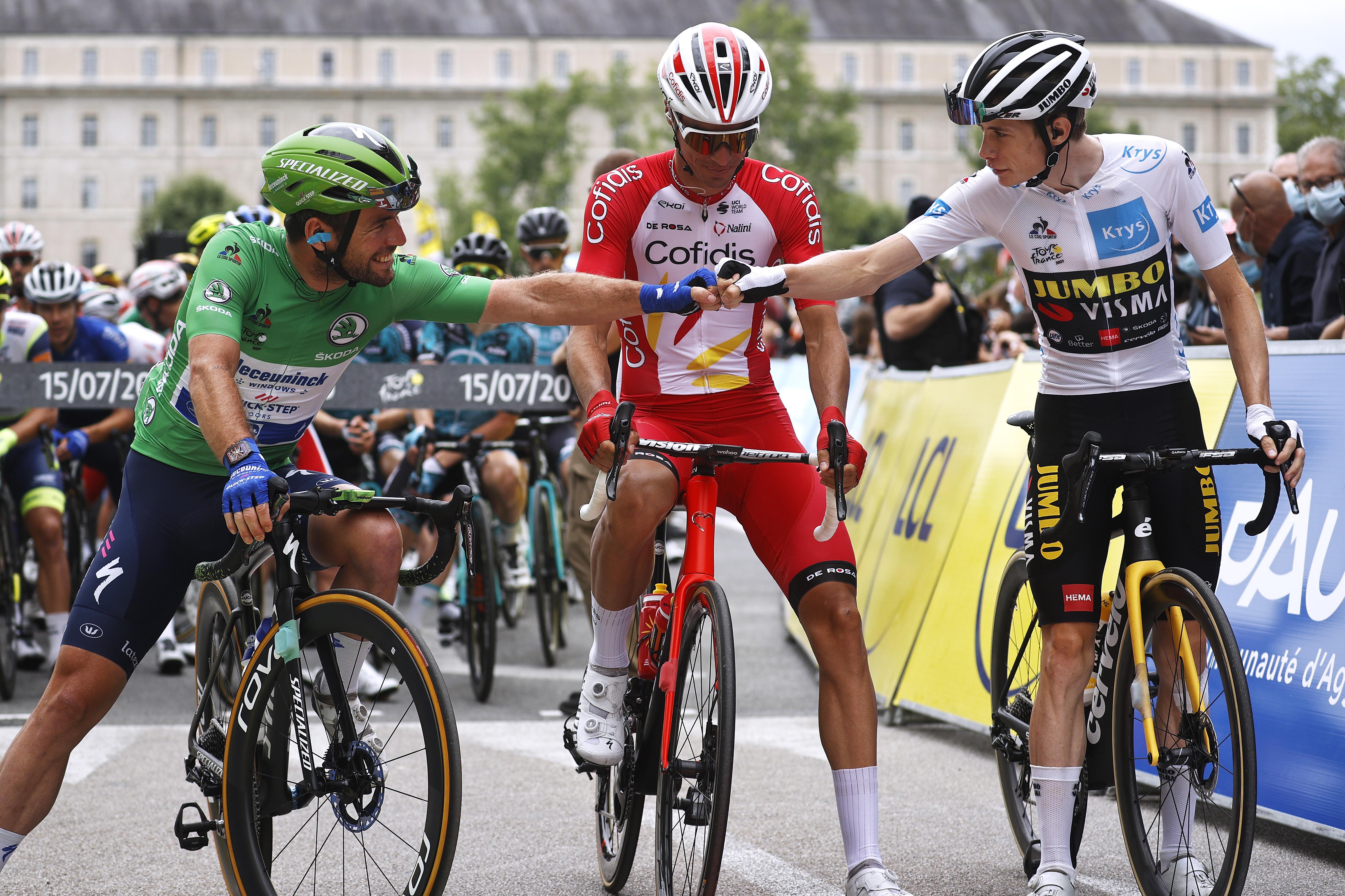 108th Tour de France 2021 - Stage 18