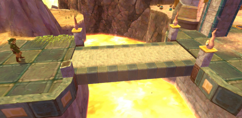 Eldin Volcano walkthrough – Zelda: Skyward Sword HD guide