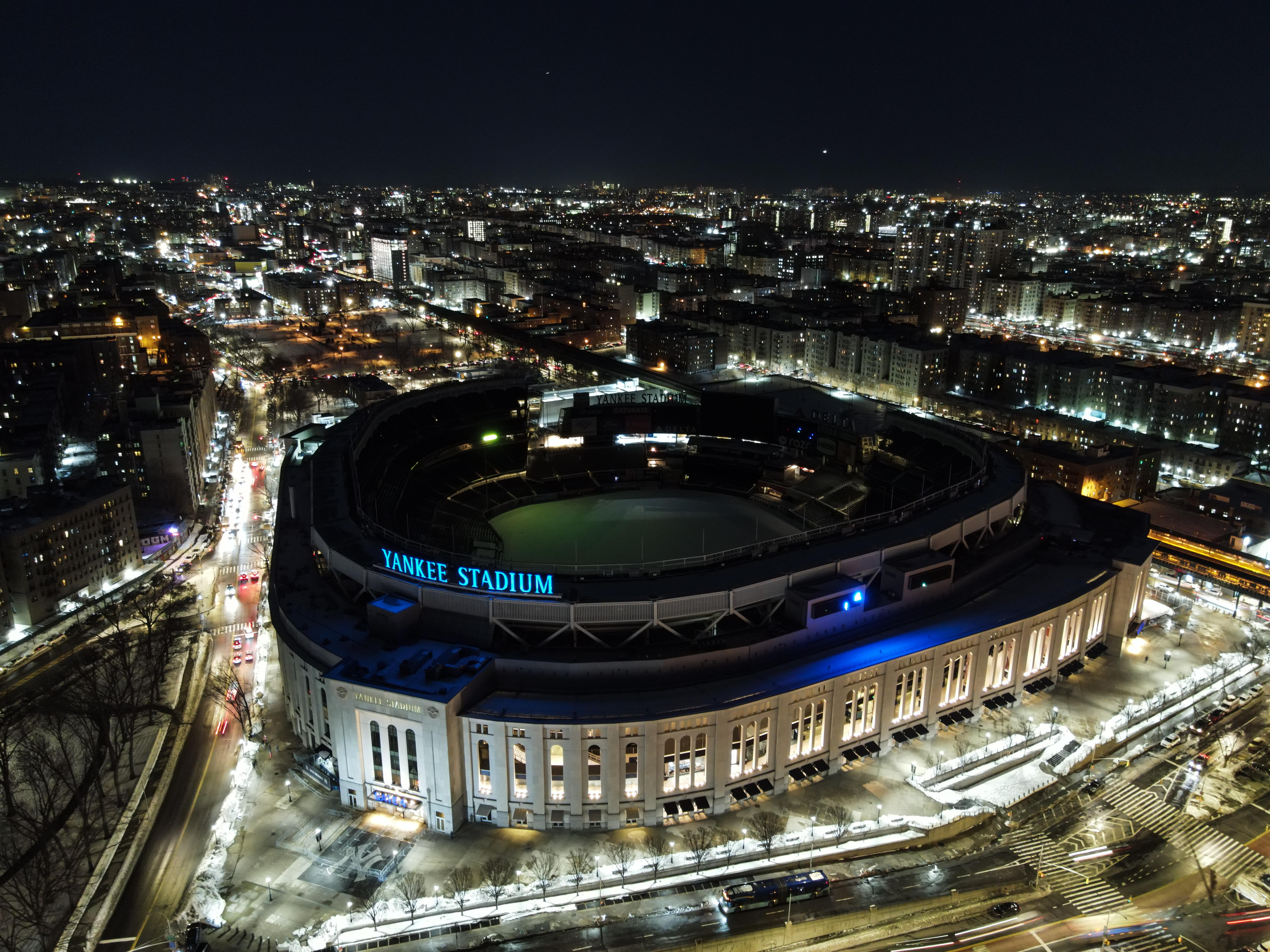 Yankee Stadium vaccination site opening in NYC