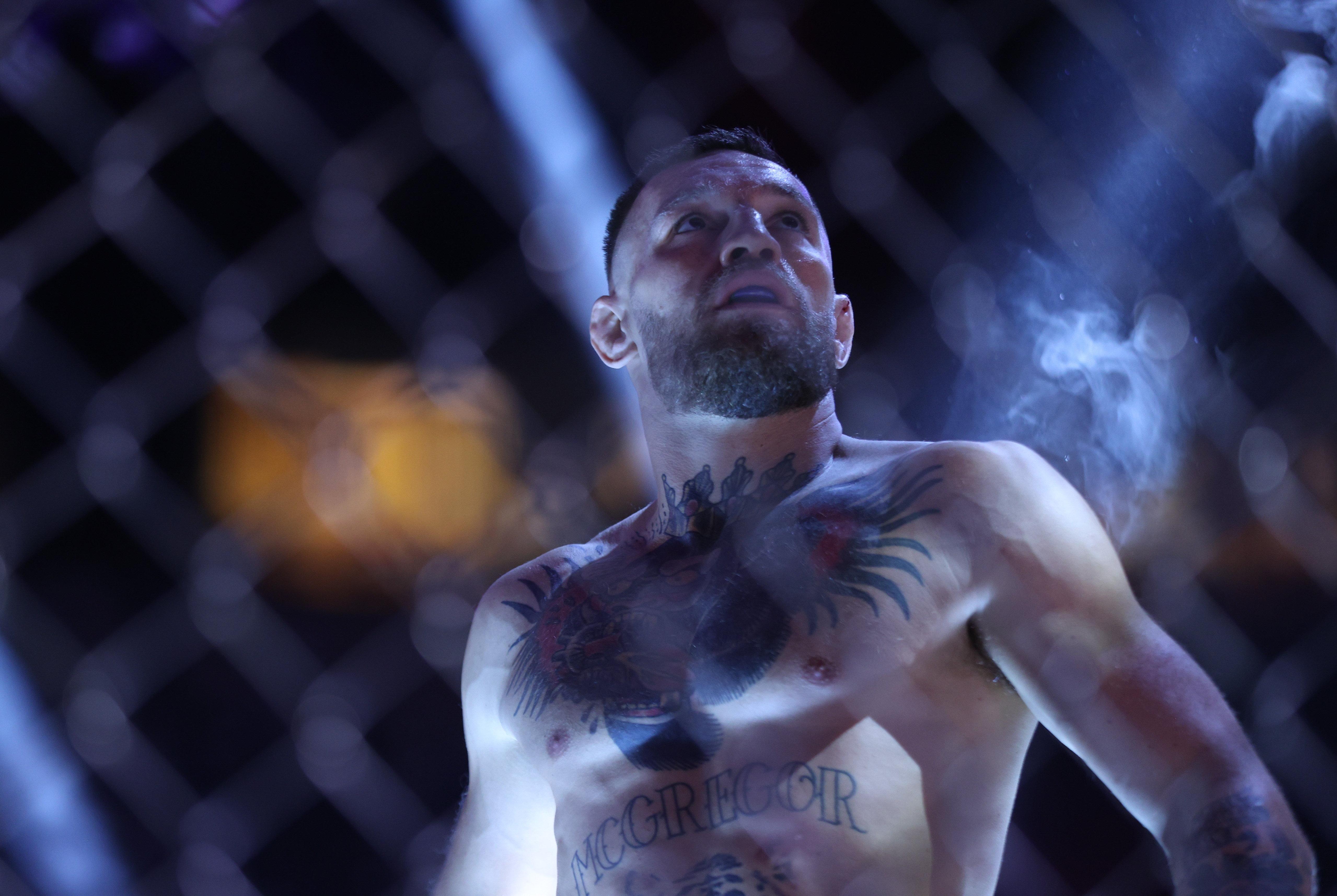 UFC 264: Dutin Poirier v Conor McGregor 3