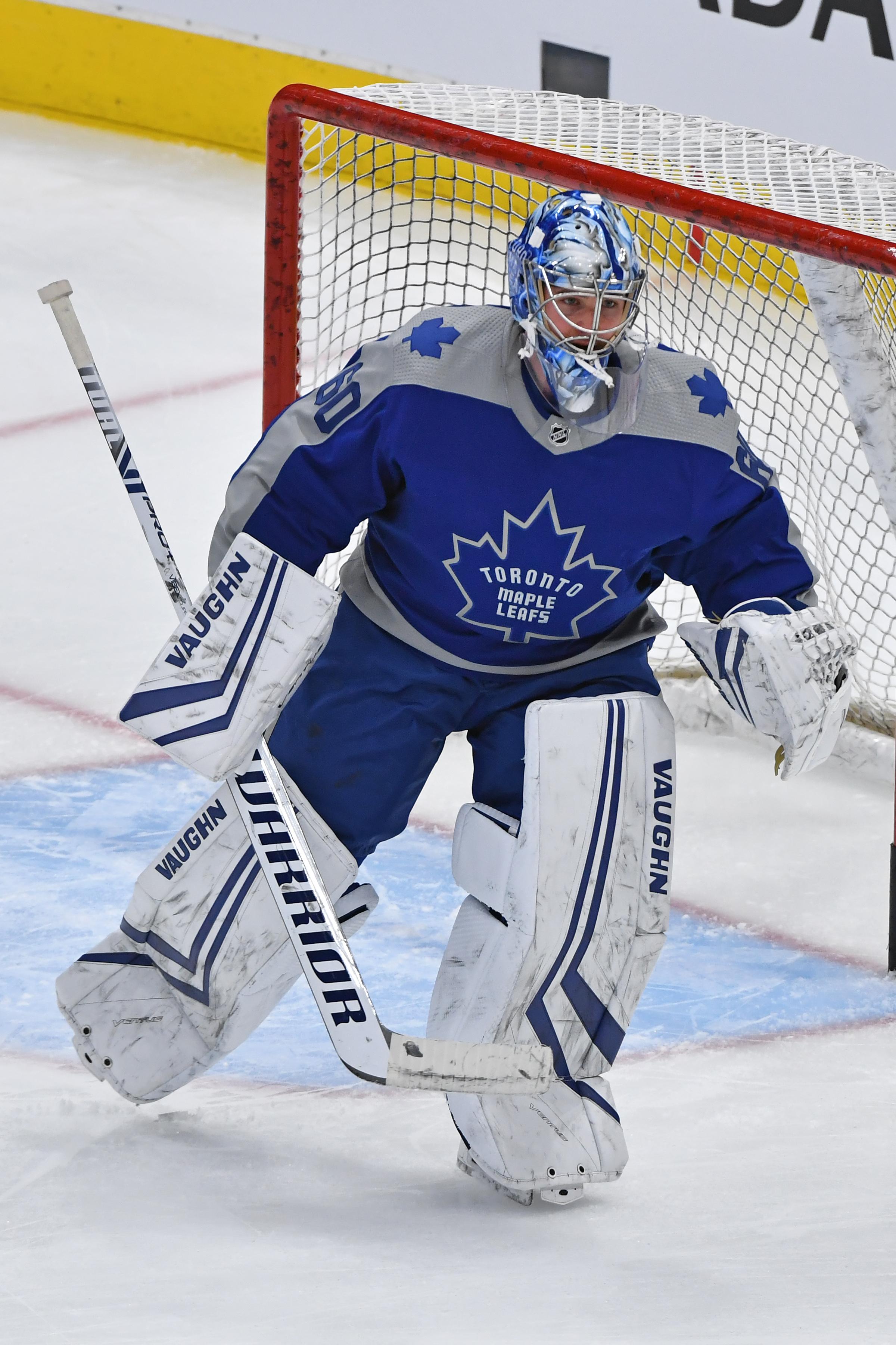 NHL: FEB 24 Flames at Maple Leafs
