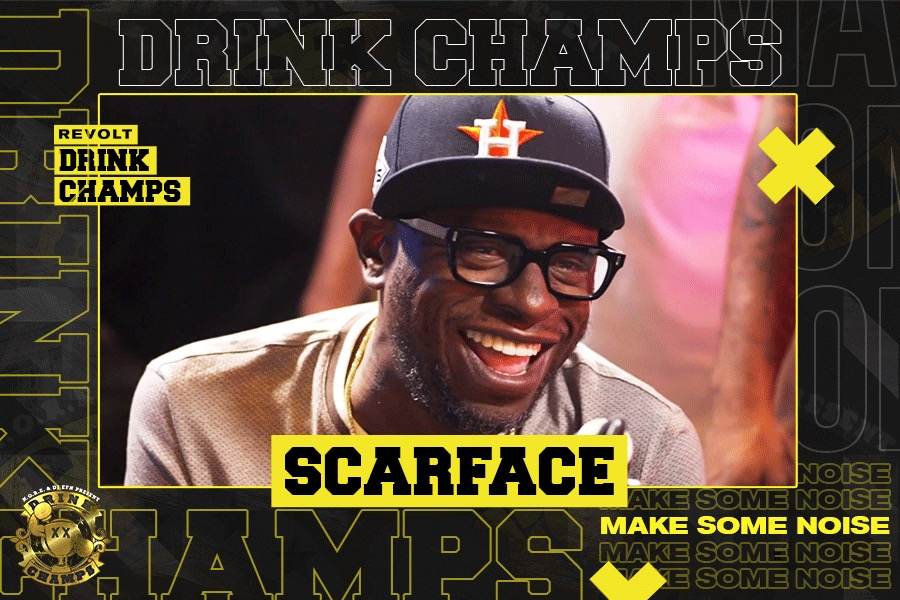Drink Champs - Scarface