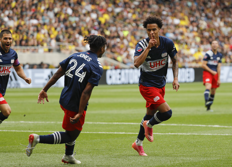MLS: New England Revolution at Columbus Crew
