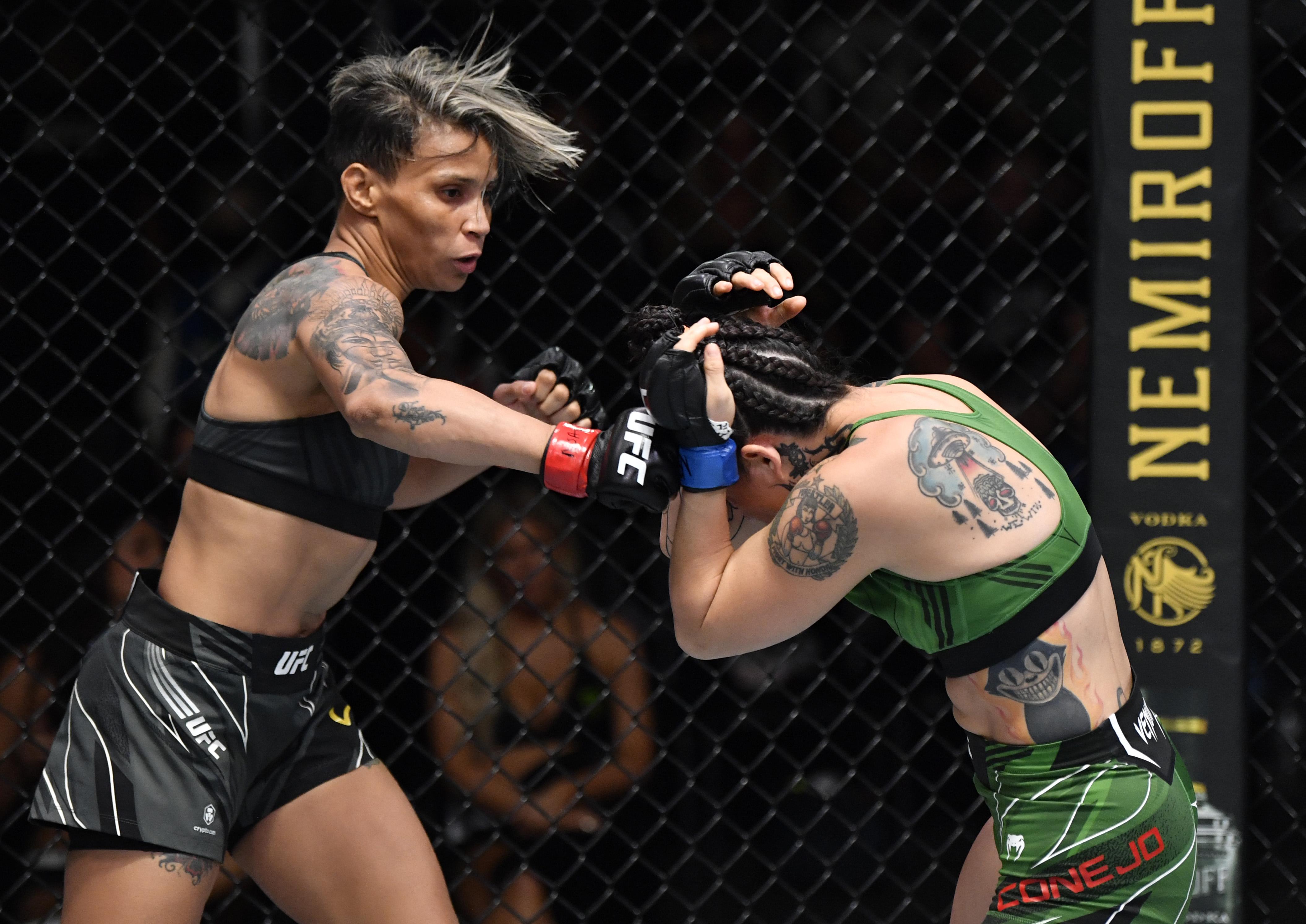 UFC Fight Night: Lemos v Conejo