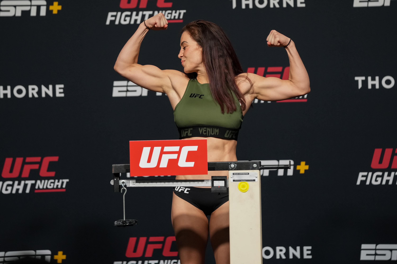 MMA: JUL 16 UFC Fight Night Vegas 31 - Official Weigh-In