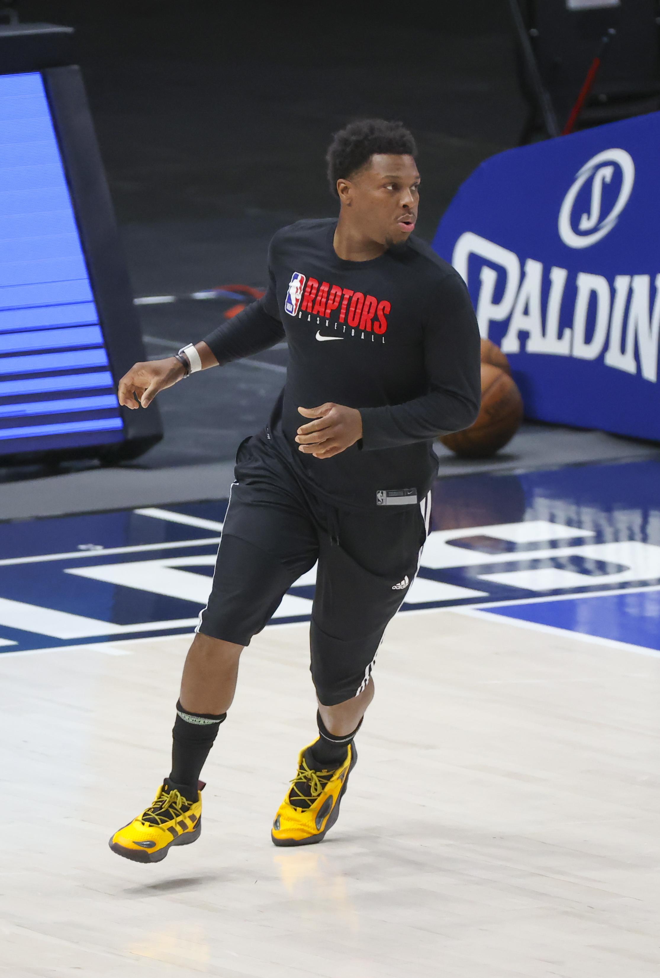 NBA: Toronto Raptors at Dallas Mavericks