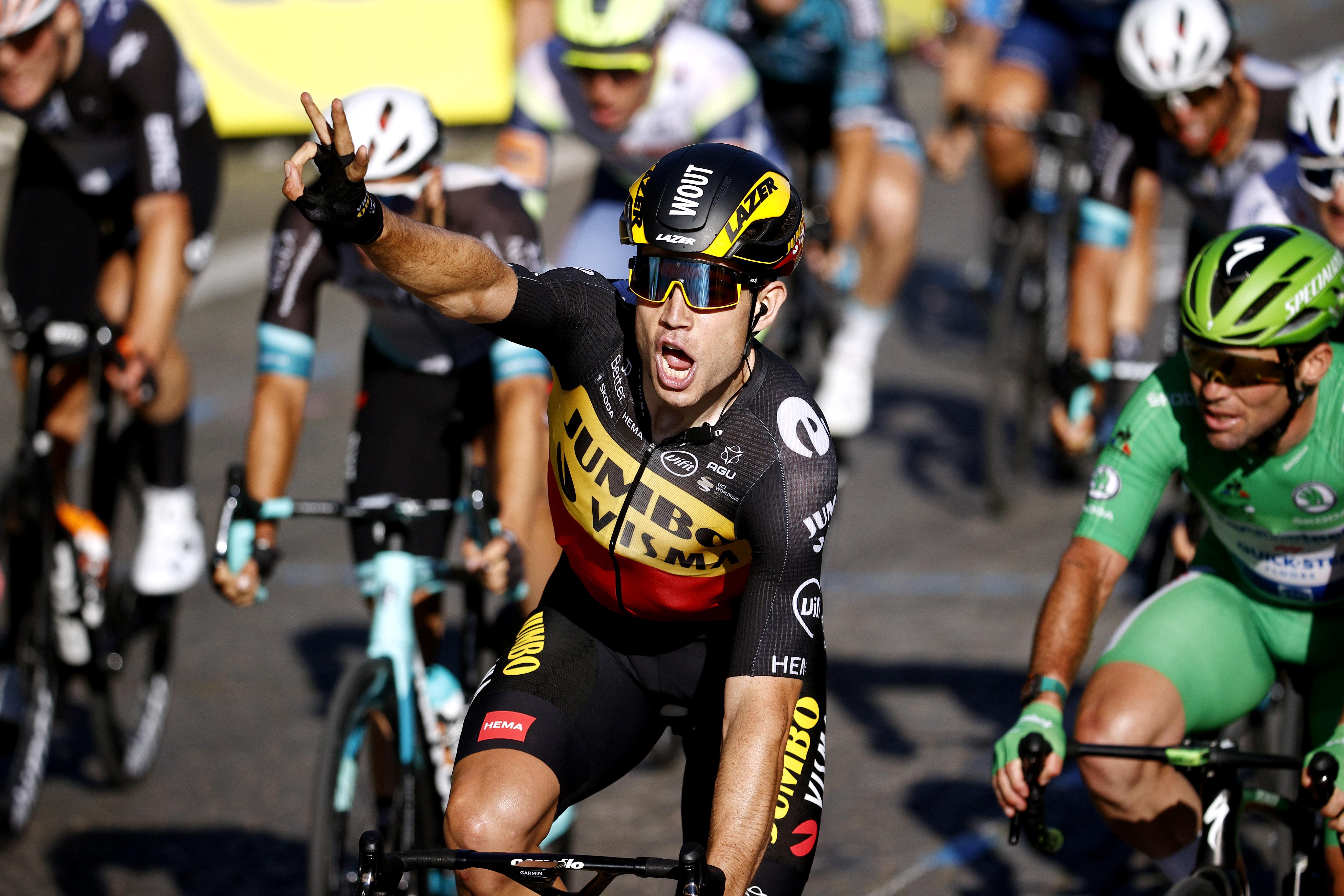 108th Tour de France 2021 - Stage 21