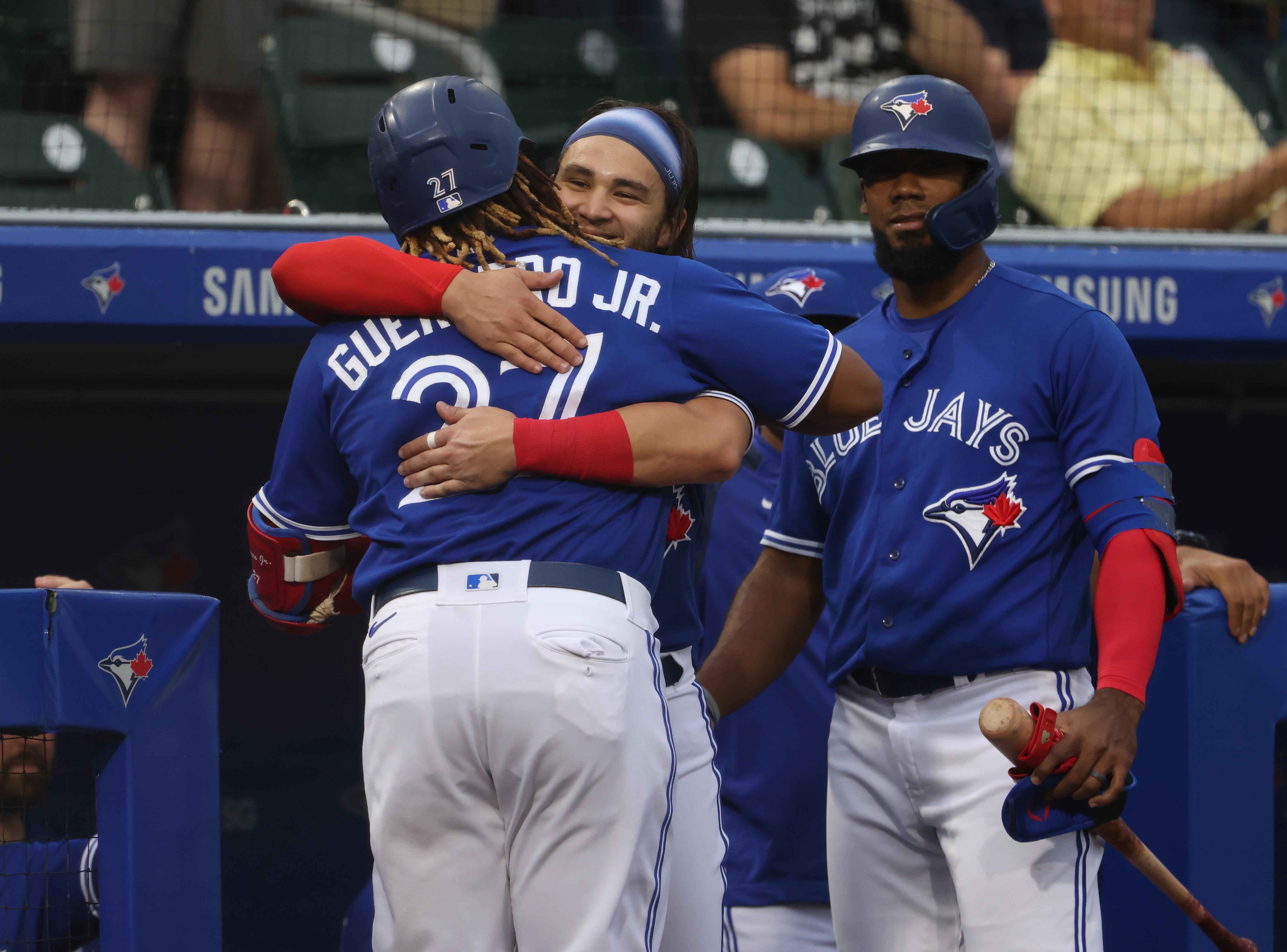 MLB: Texas Rangers at Toronto Blue Jays