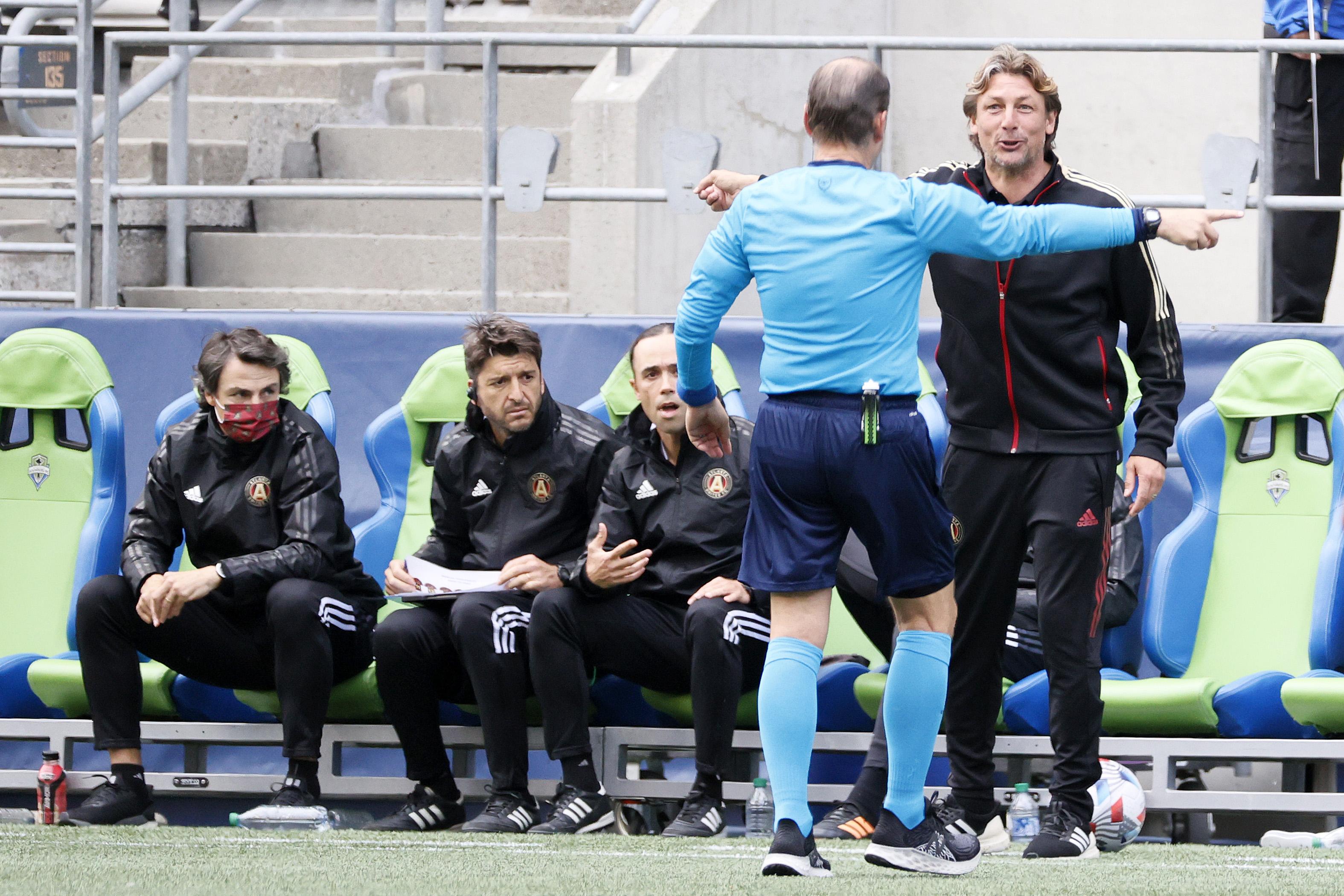 Atlanta United v Seattle Sounders FC