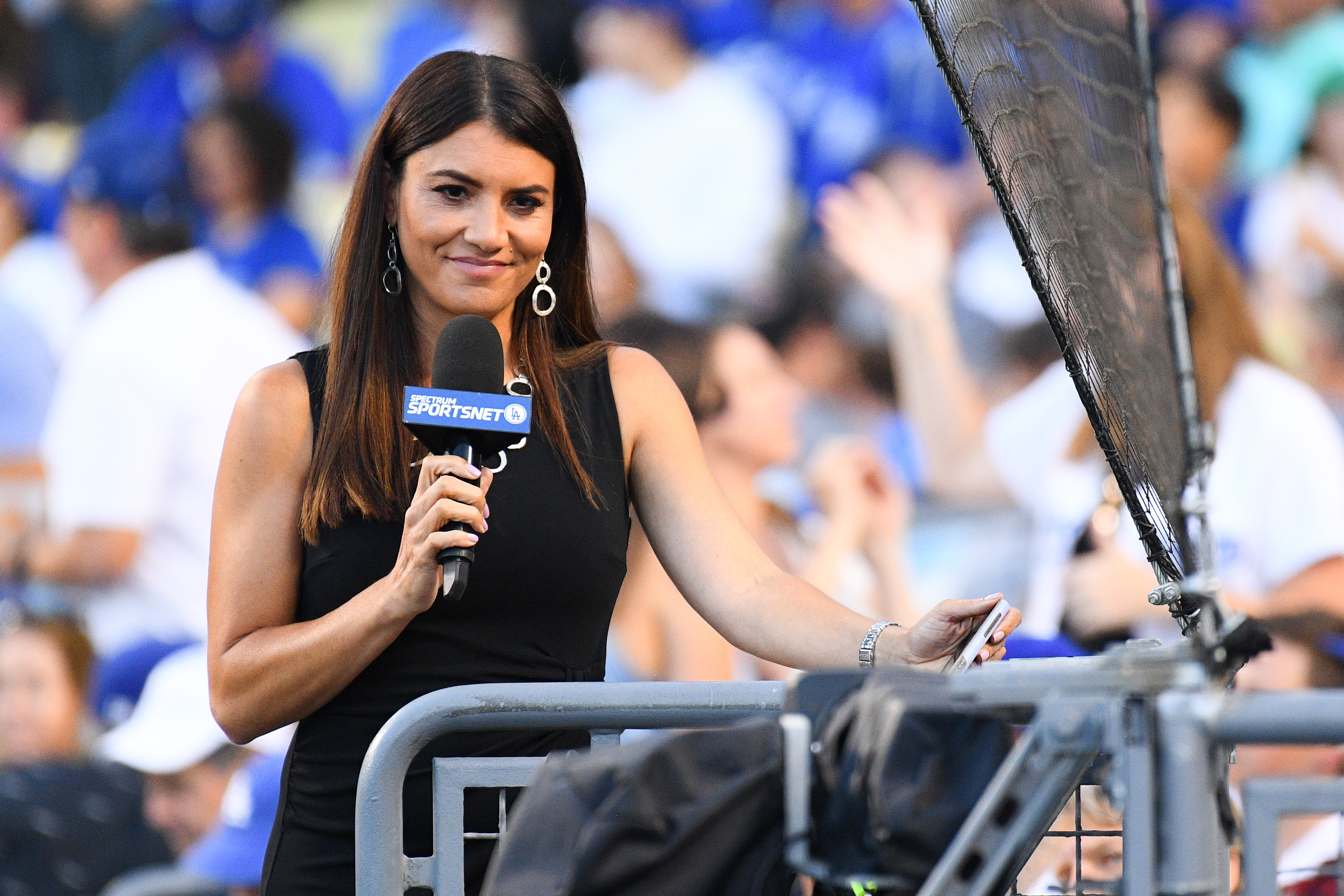 MLB: AUG 10 Diamondbacks at Dodgers