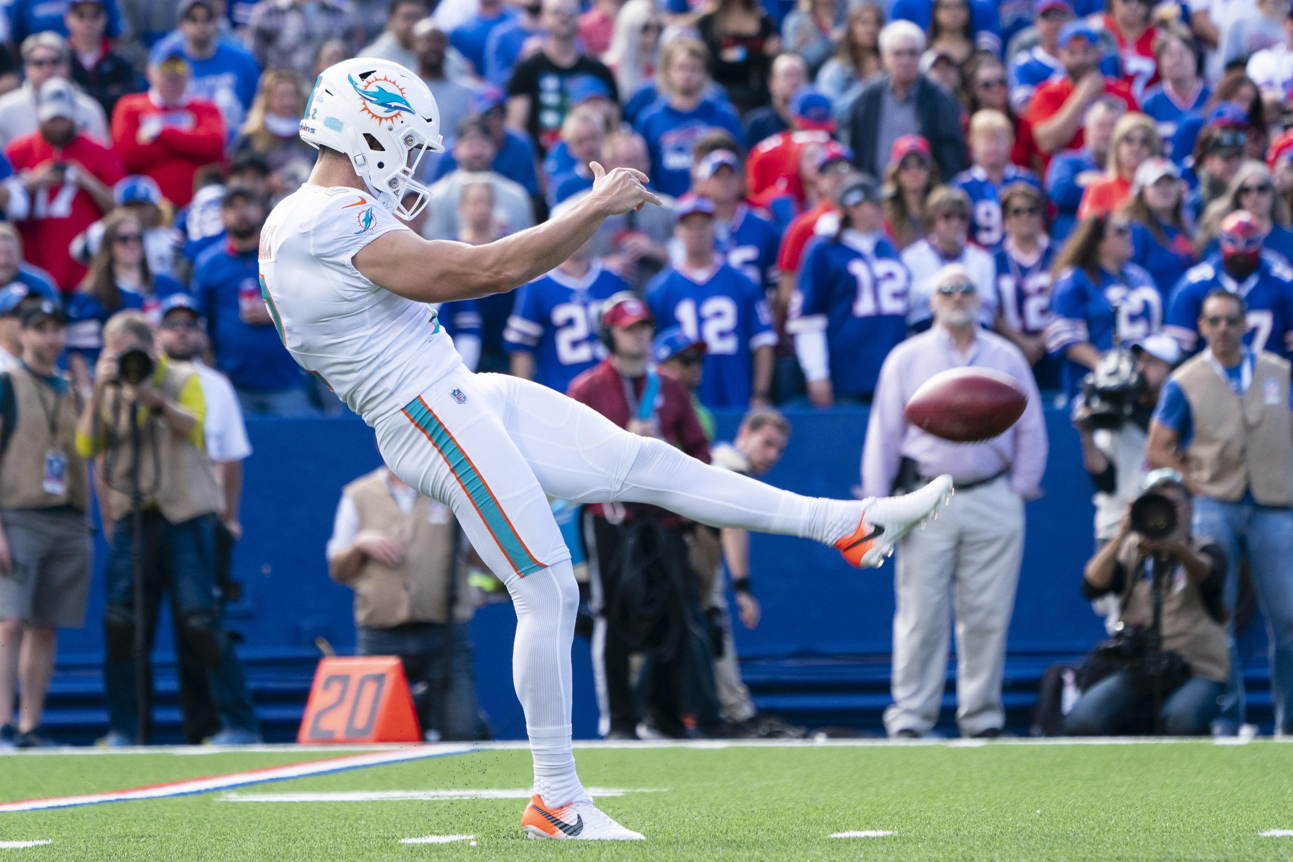 NFL: OCT 20 Dolphins at Bills