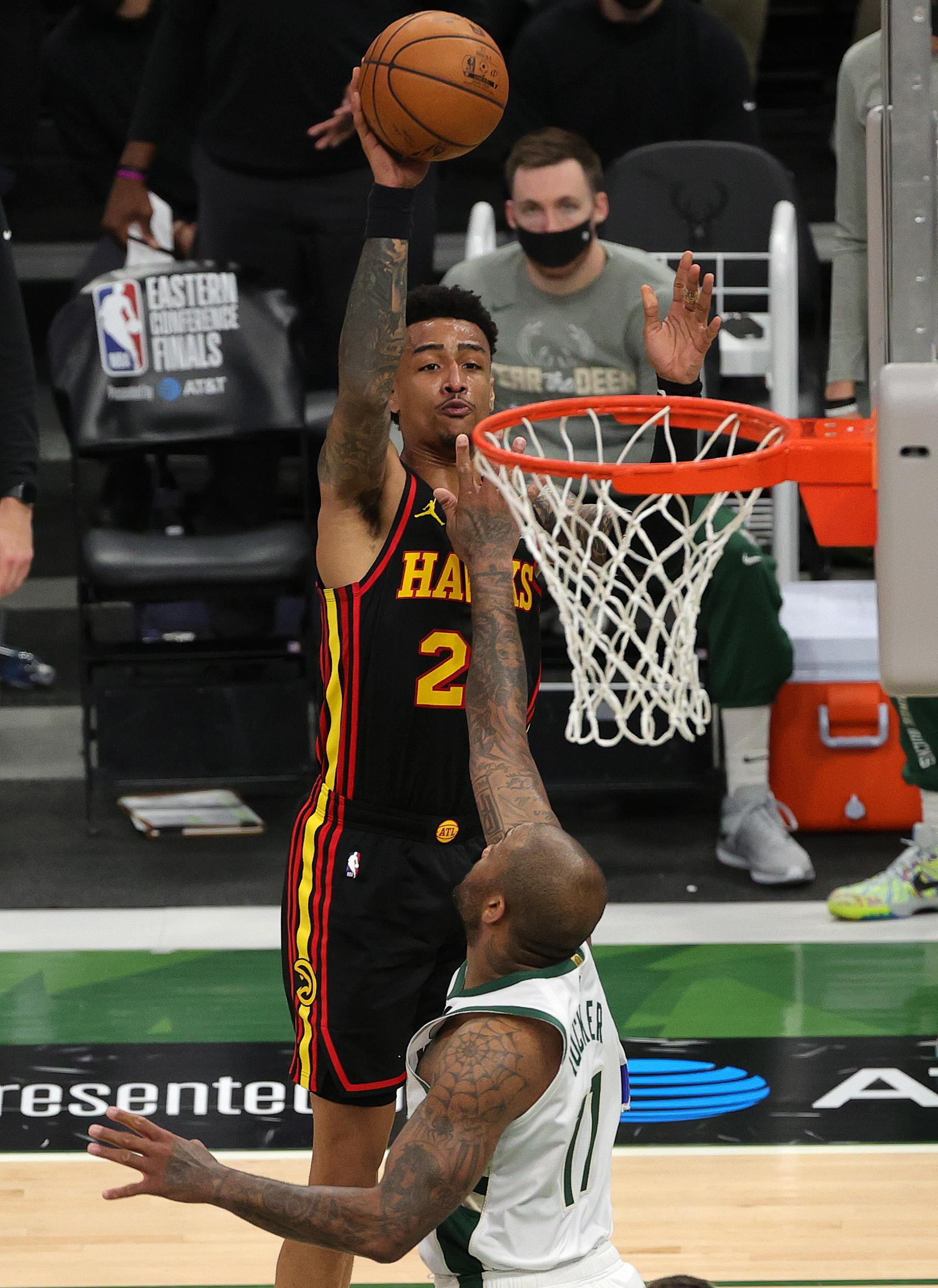 Atlanta Hawks v Milwaukee Bucks - Game Five