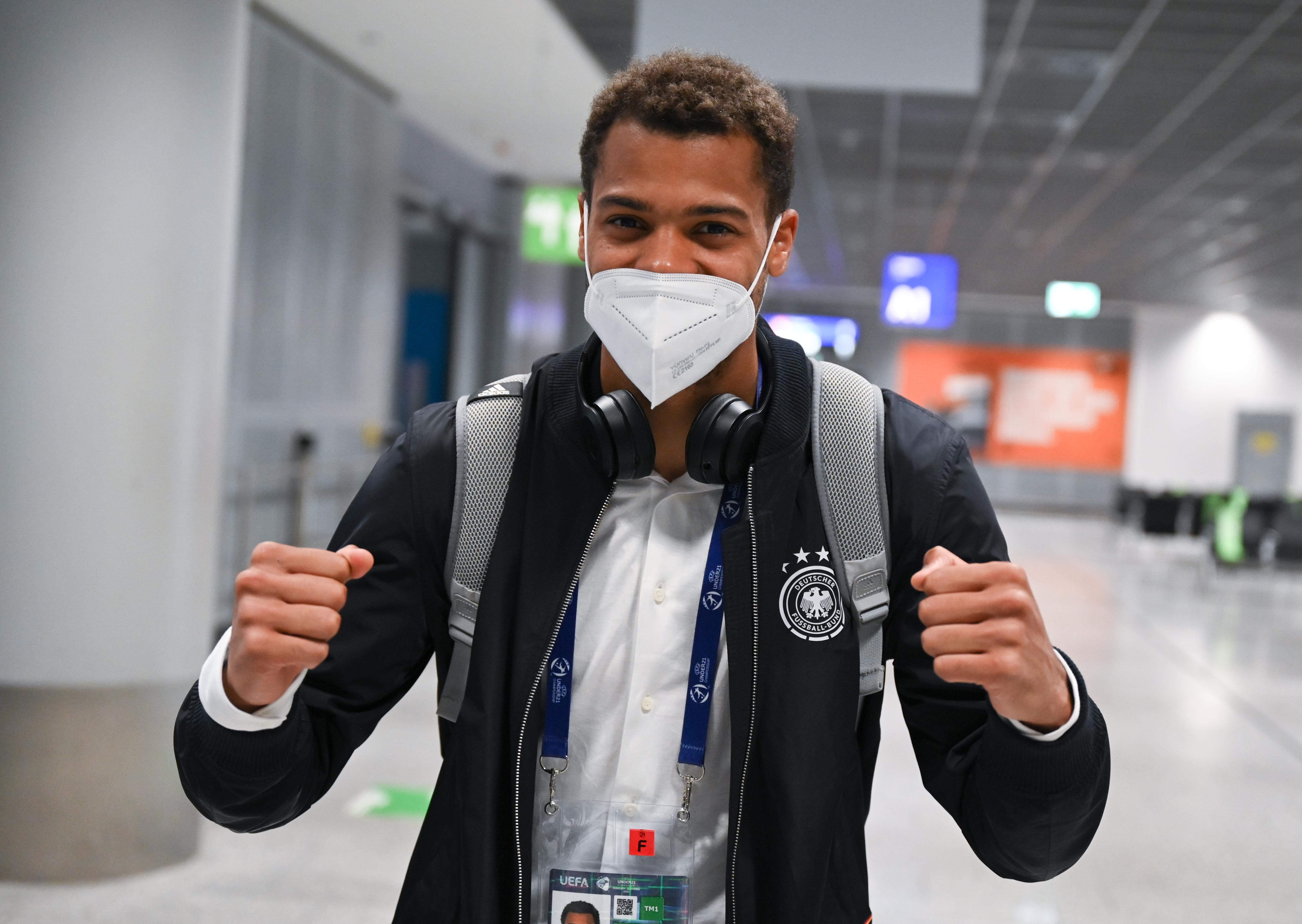 Arrival U21 European Champion