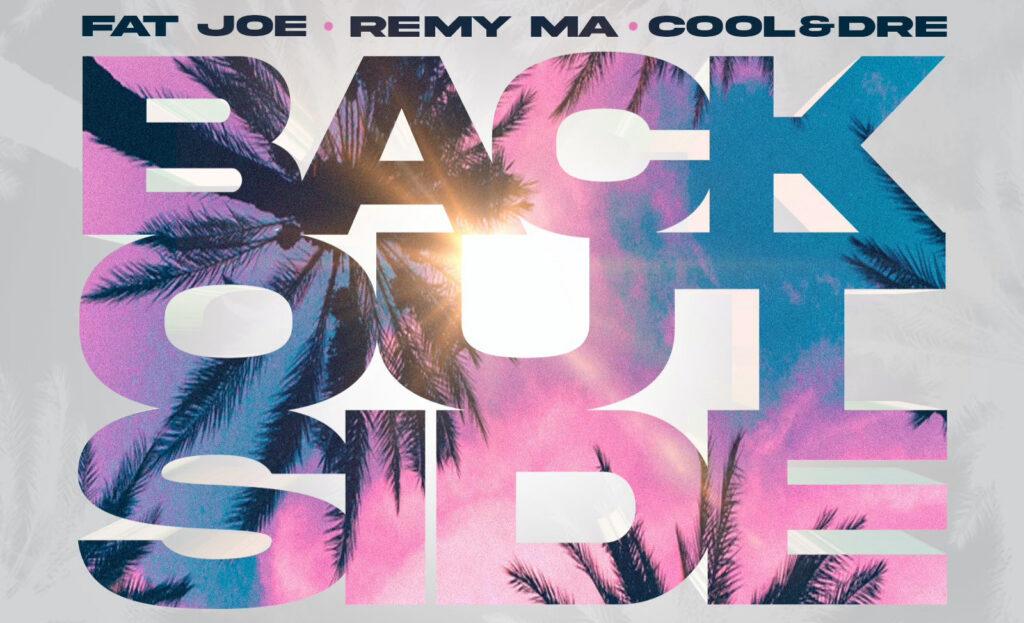 """Fat Joe's """"Back Outside"""" artwork"""