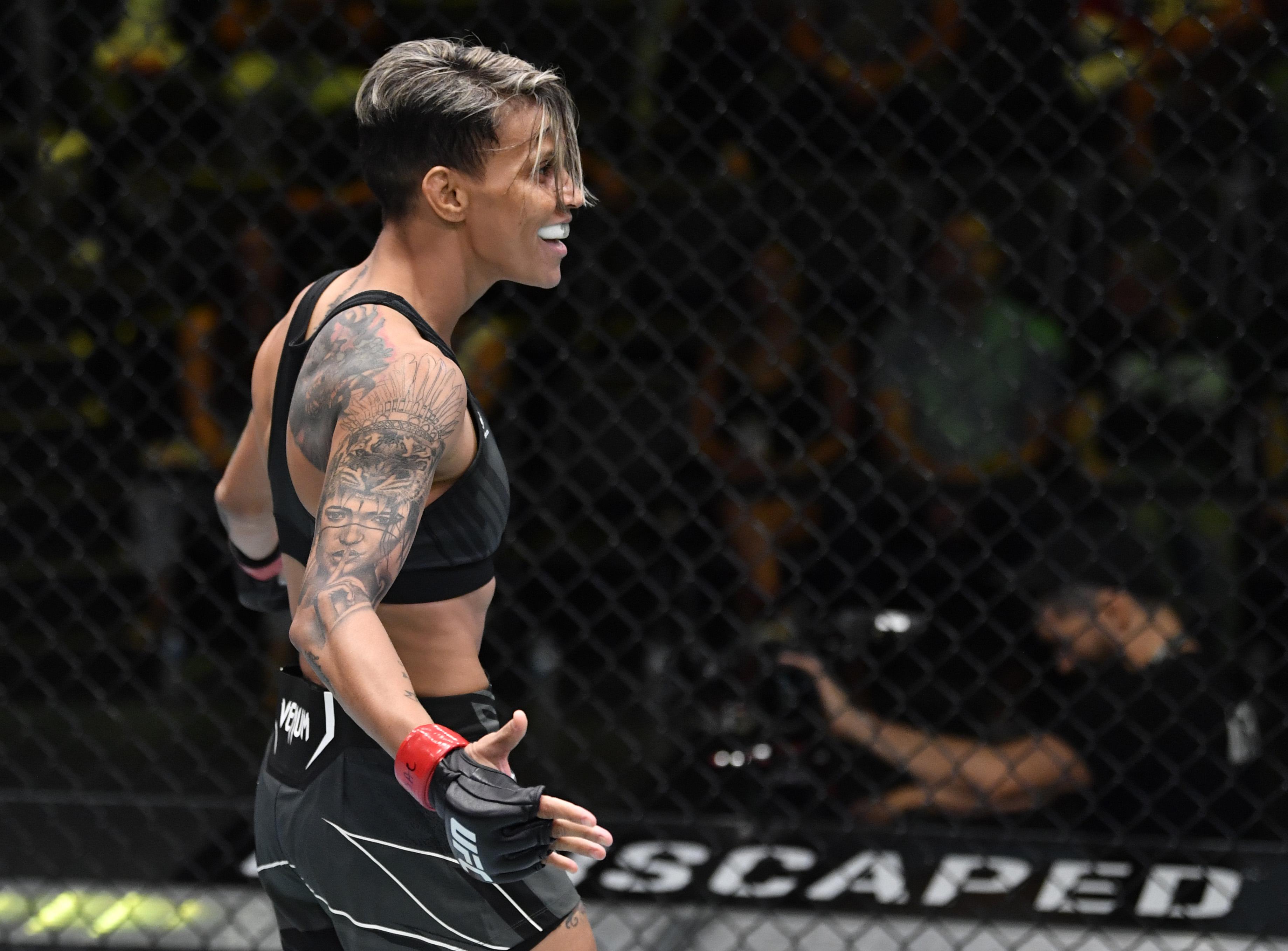 UFC Fight Night: Amanda Lemos v Montserrat Ruiz Conejo
