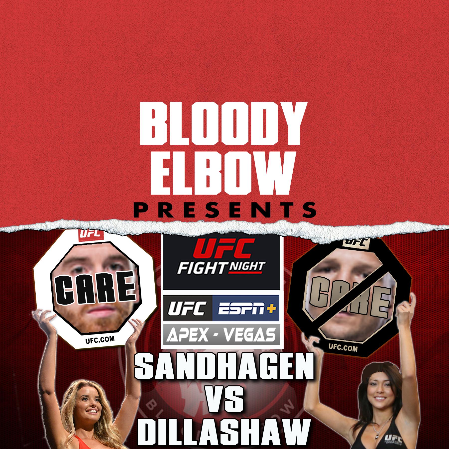 CDC, Care/Don't Care Podcast, UFC Vegas 31 Reactions & Results, UFC Vegas 32 Picks & Predictions, Makhachev vs Moises, Sandhagen vs Dillashaw, UFC Podcast,