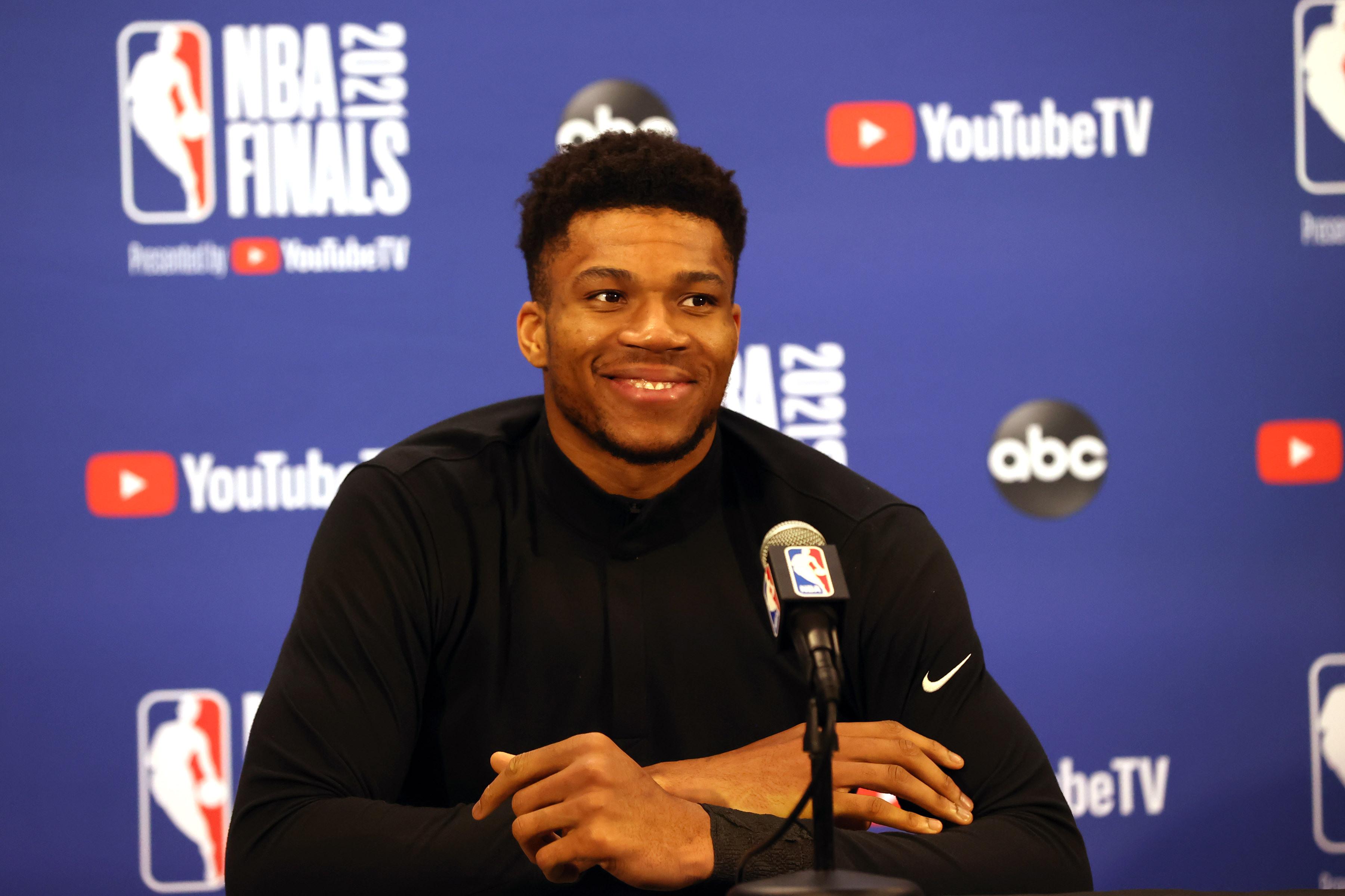 2021 NBA Finals Game 5- Milwaukee Bucks v Phoenix Suns