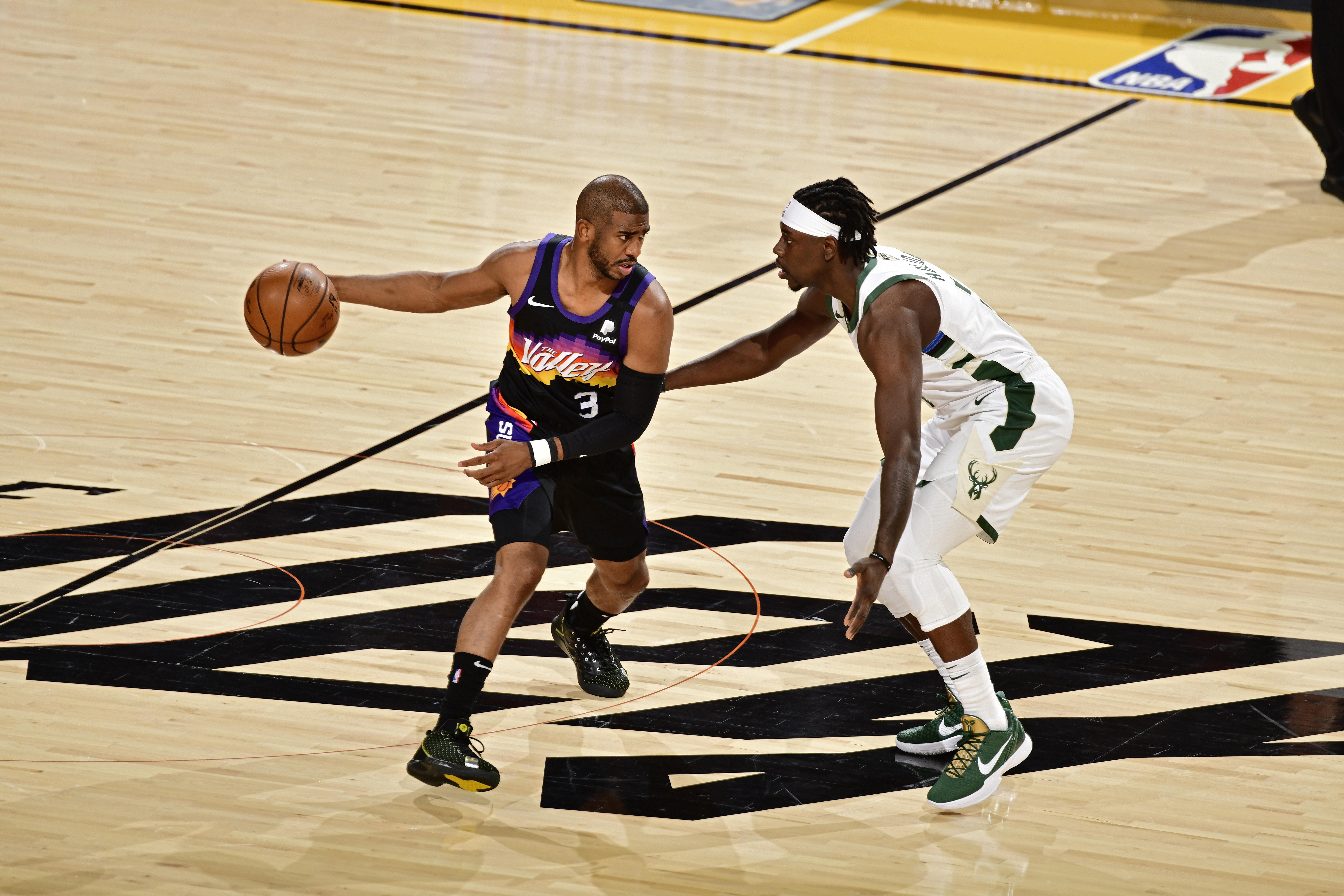 2021 NBA Finals - Game Five