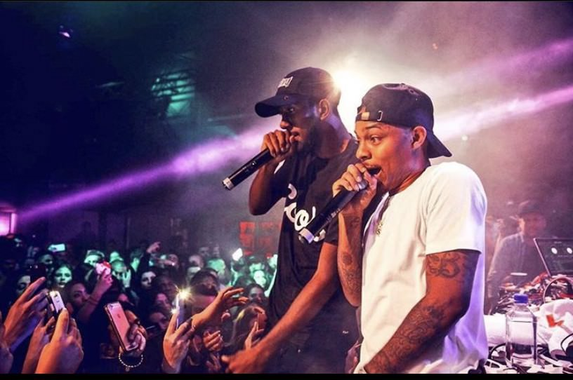 DJ Jus and Bow Wow