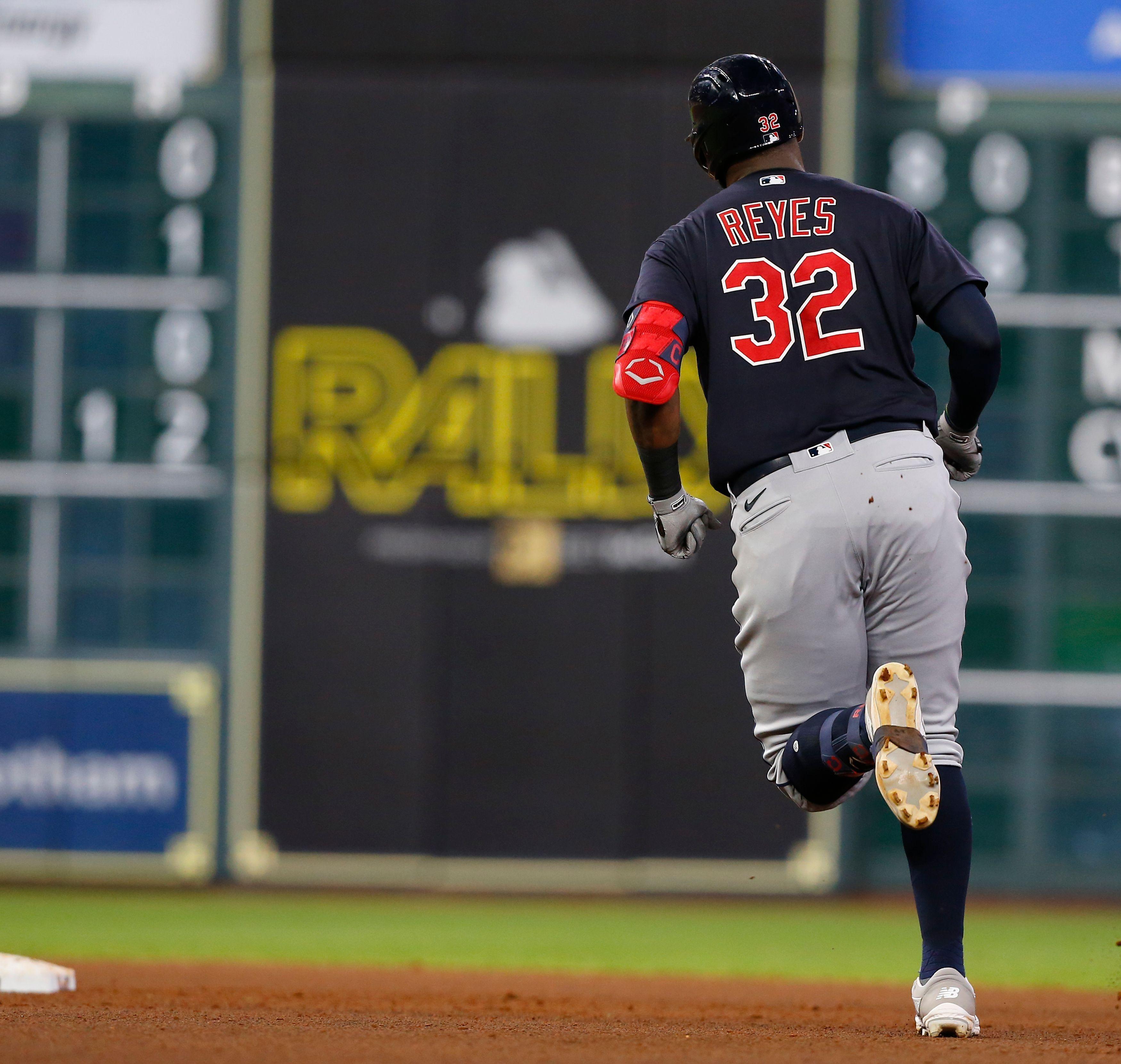 Cleveland Indians v Houston Astros